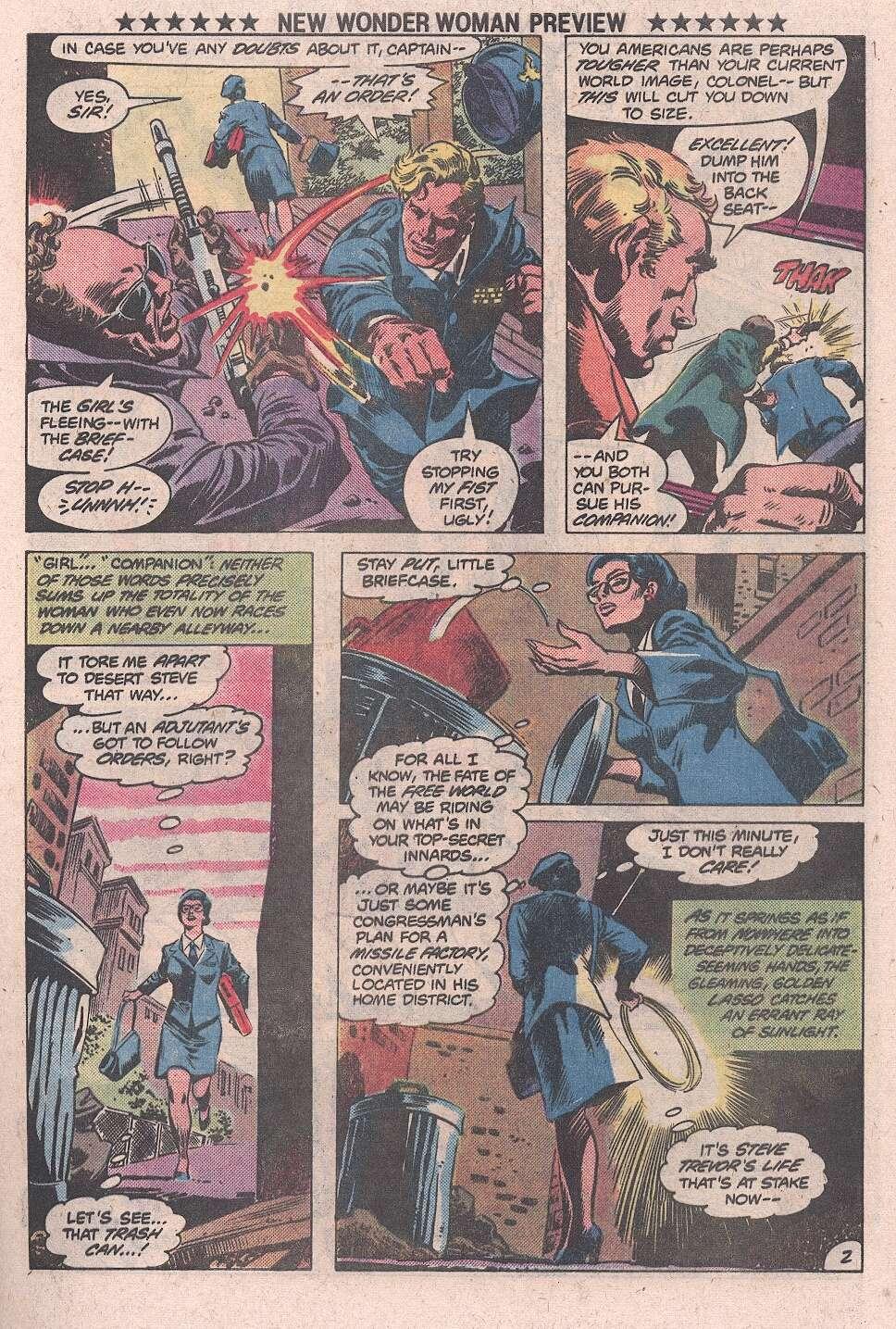 Read online Wonder Woman (1942) comic -  Issue #287b - 3