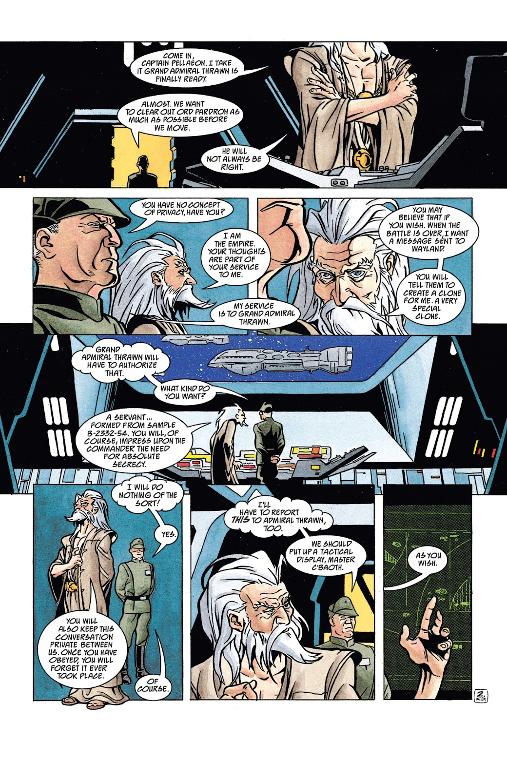 Read online Star Wars Legends: The New Republic - Epic Collection comic -  Issue # TPB 4 (Part 3) - 100
