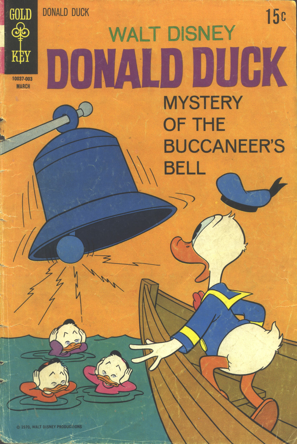 Donald Duck (1962) 130 Page 1