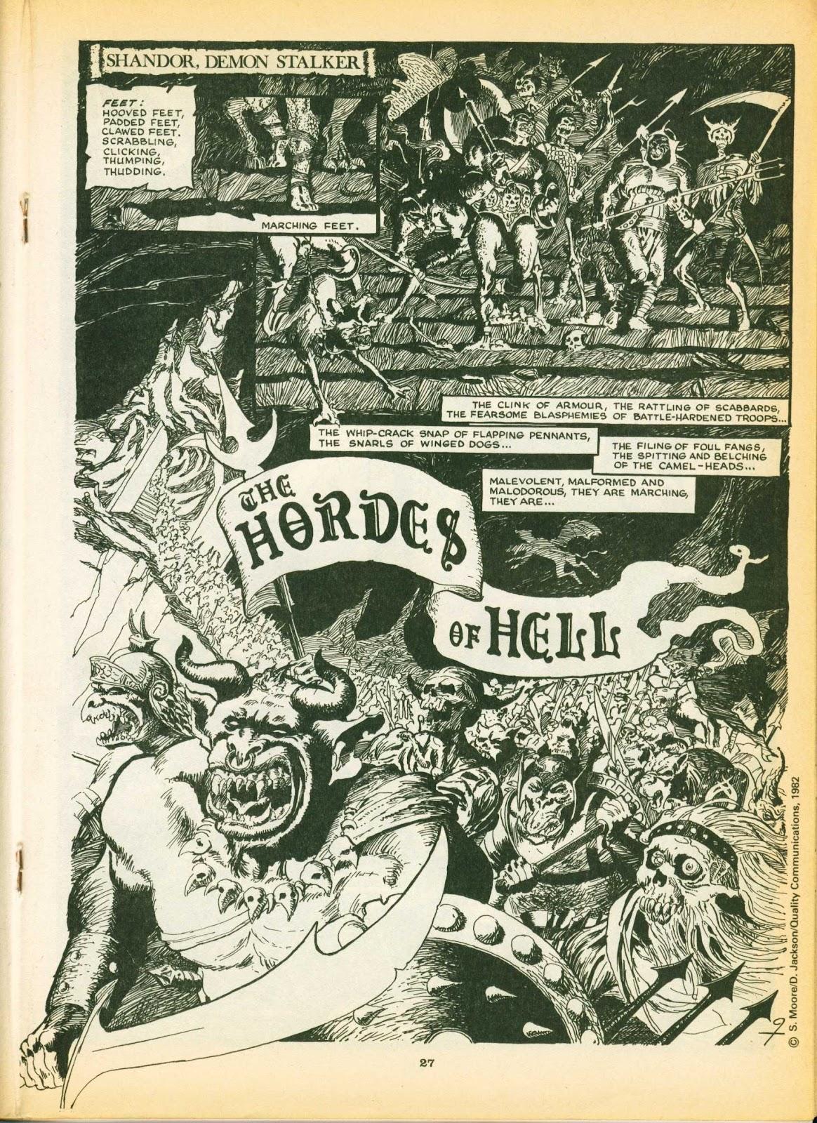 Warrior Issue #7 #8 - English 27