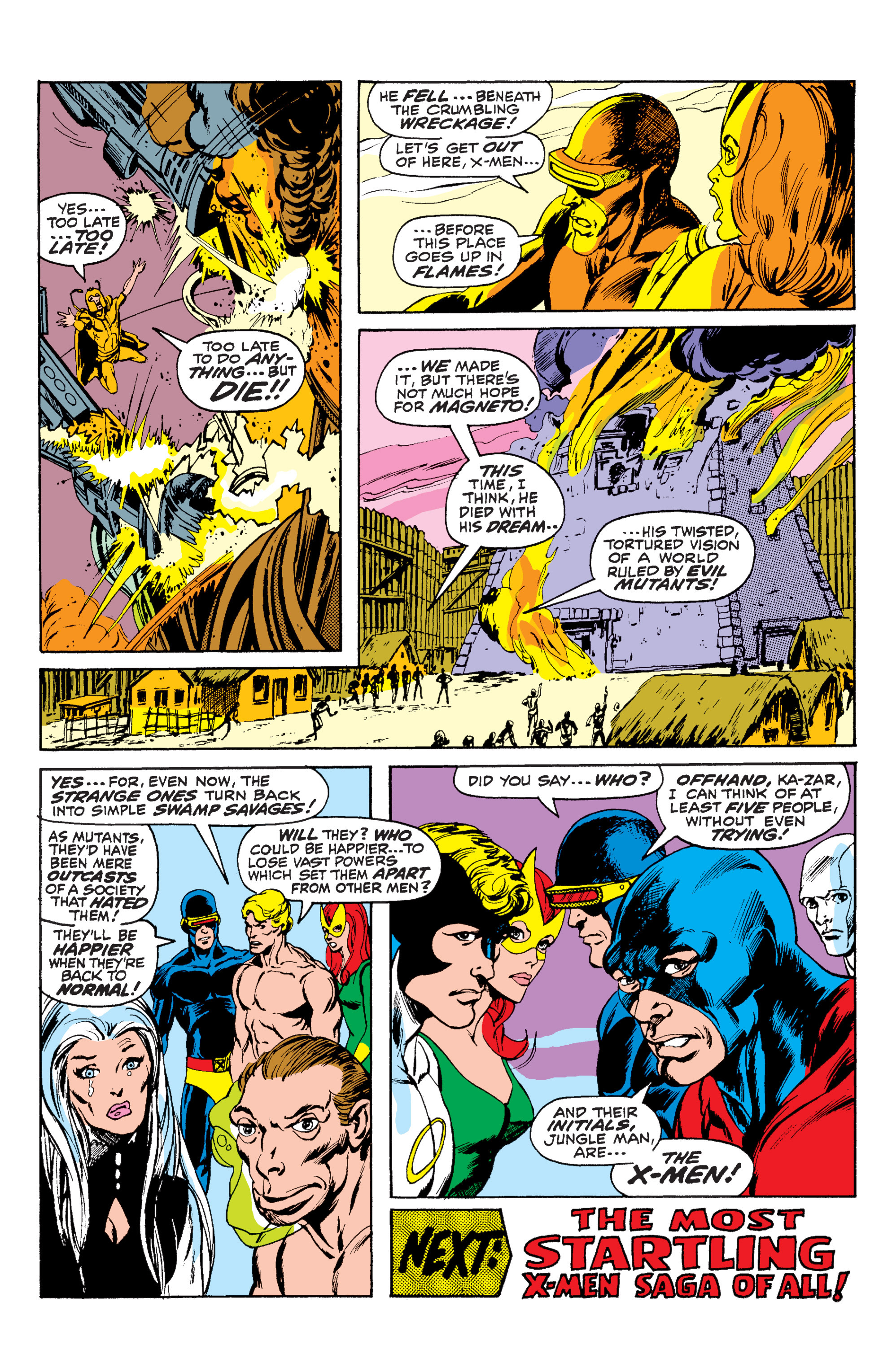 Read online Uncanny X-Men (1963) comic -  Issue #63 - 21