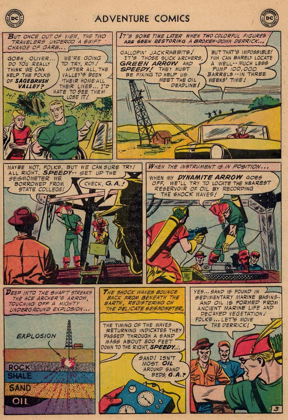 Read online Adventure Comics (1938) comic -  Issue #229 - 29