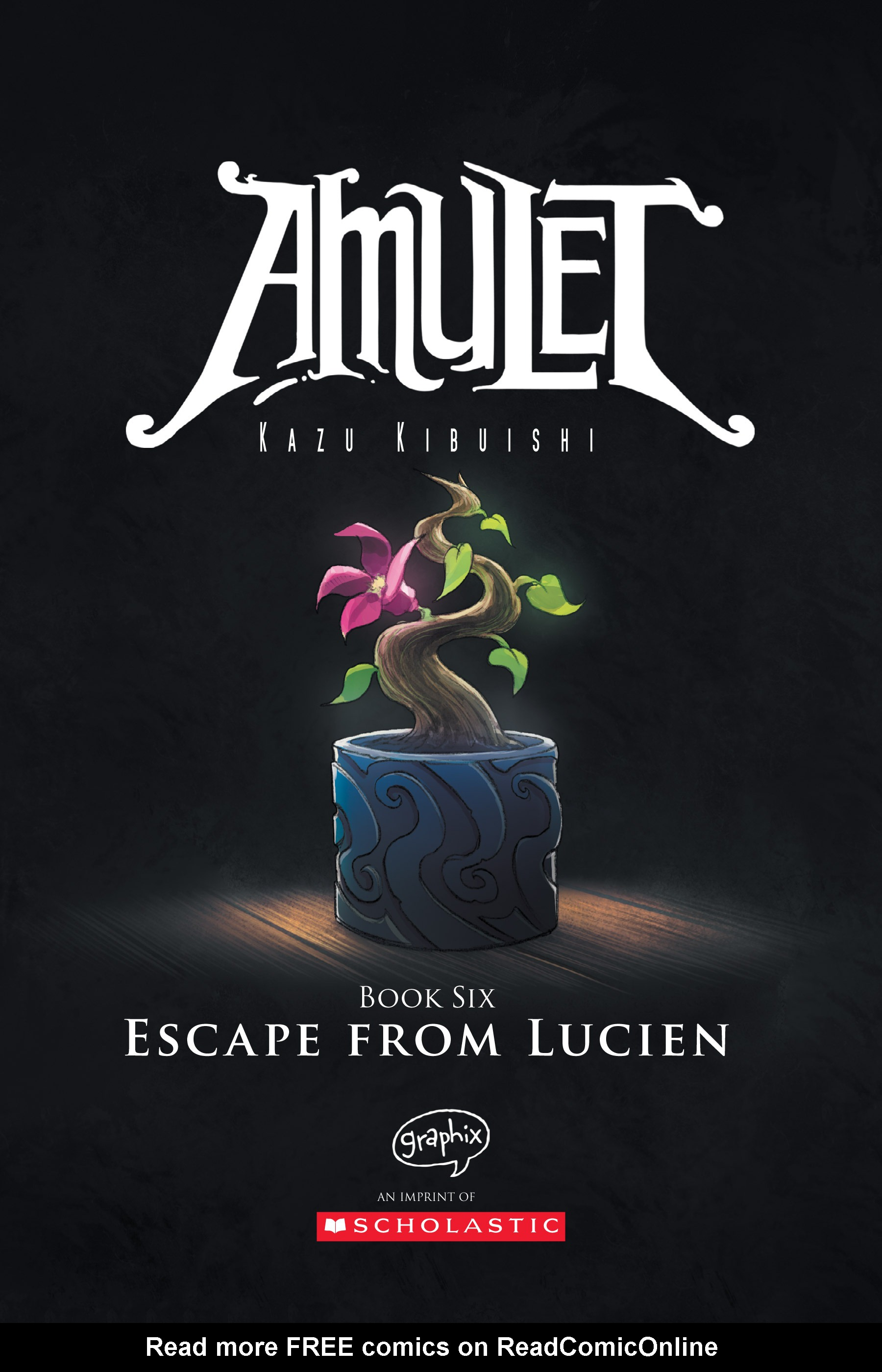 Read online Amulet comic -  Issue #6 - 5