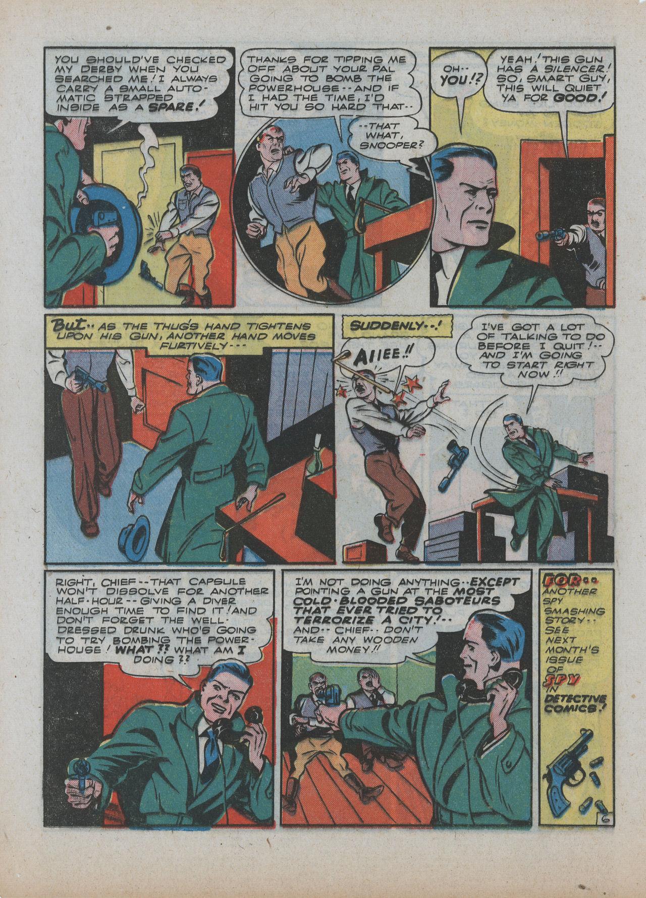 Read online Detective Comics (1937) comic -  Issue #63 - 22
