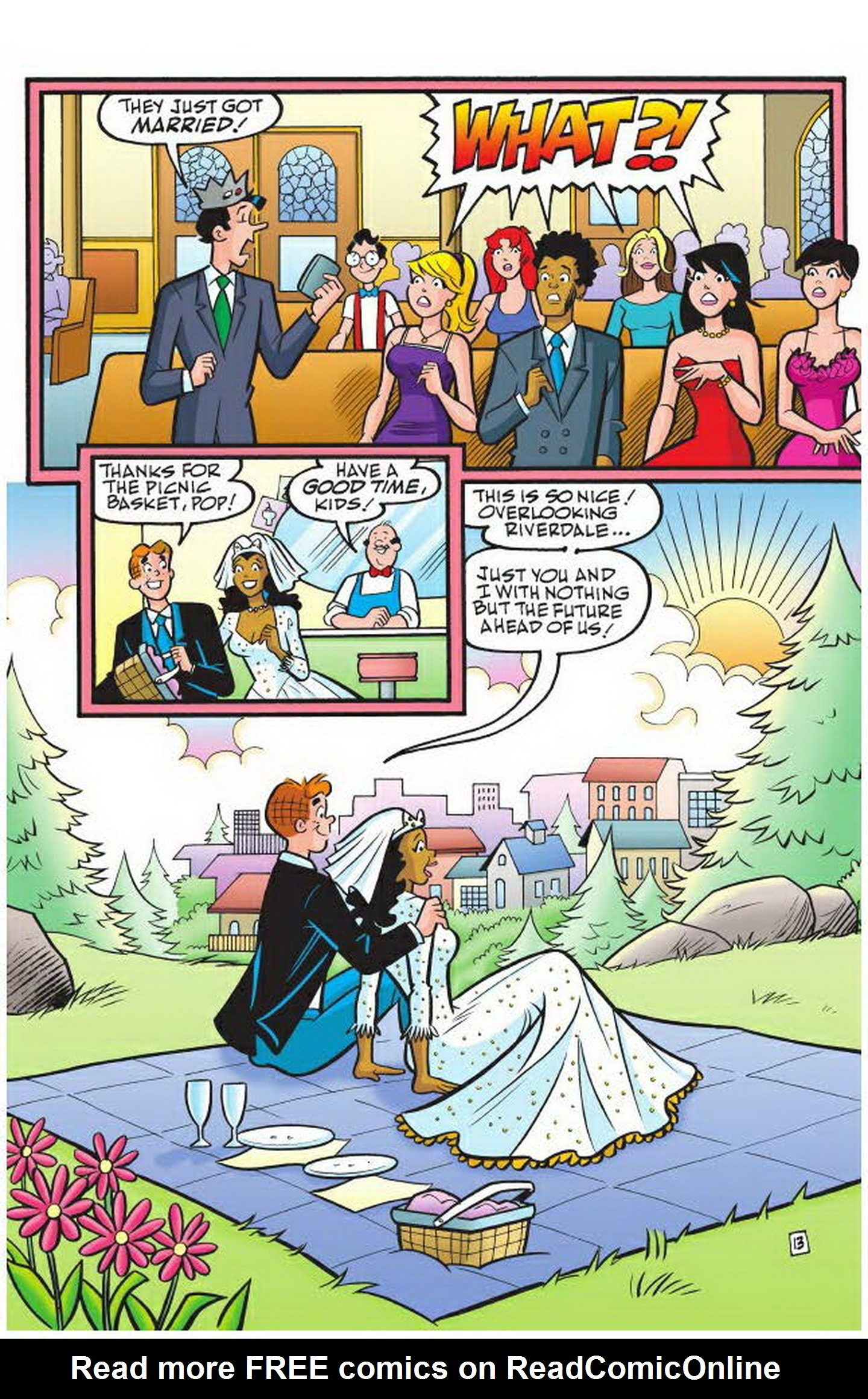 Read online Archie: A Rock 'n' Roll Romance comic -  Issue #Archie: A Rock 'n' Roll Romance Full - 45