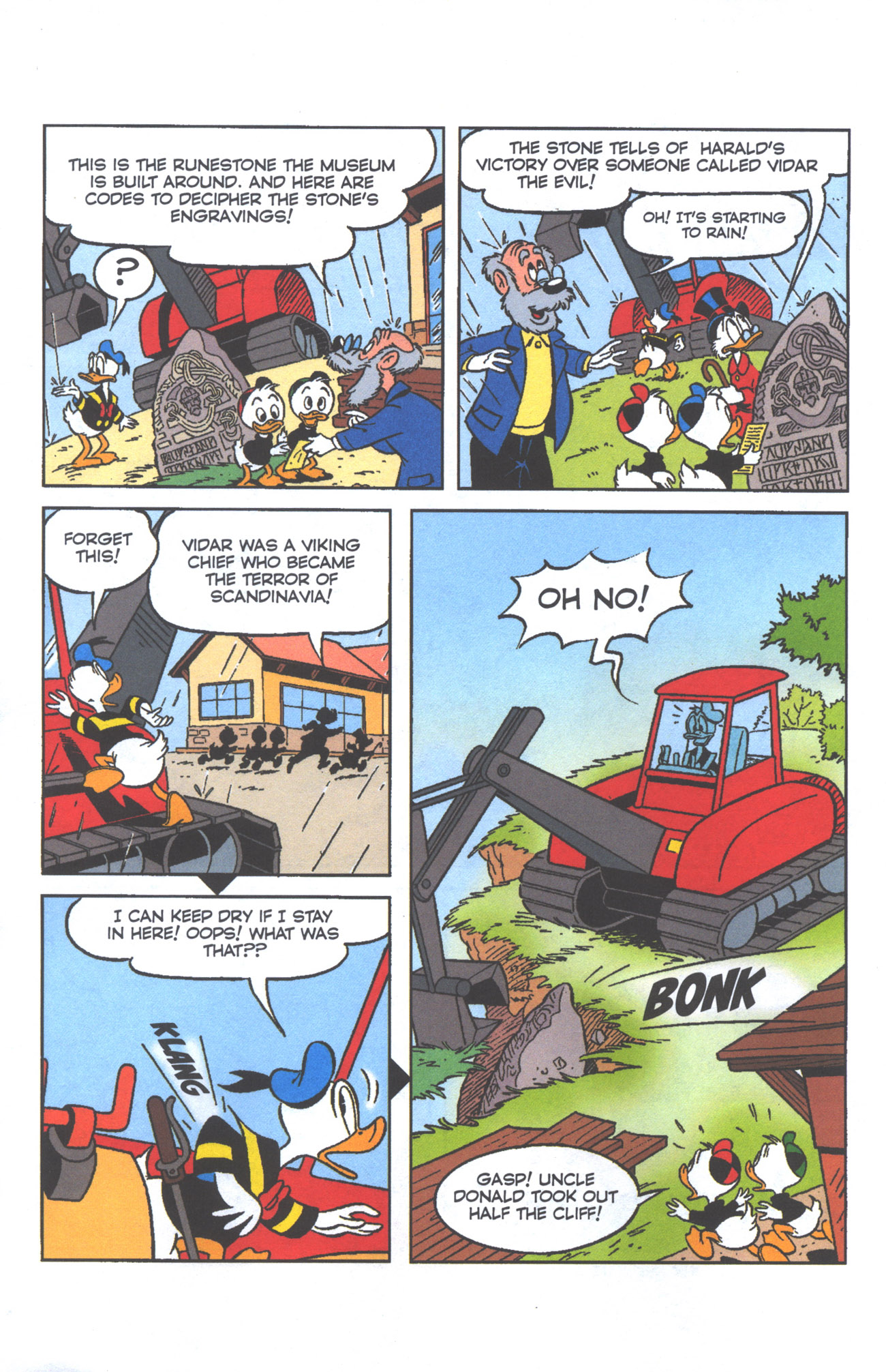 Read online Uncle Scrooge (1953) comic -  Issue #386 - 5