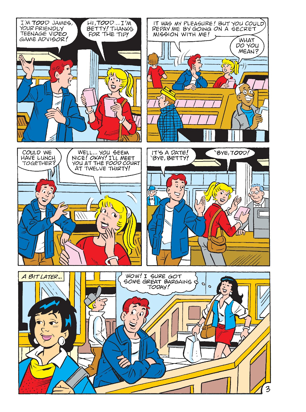 Betty and Veronica Double Digest issue 290 - Page 19