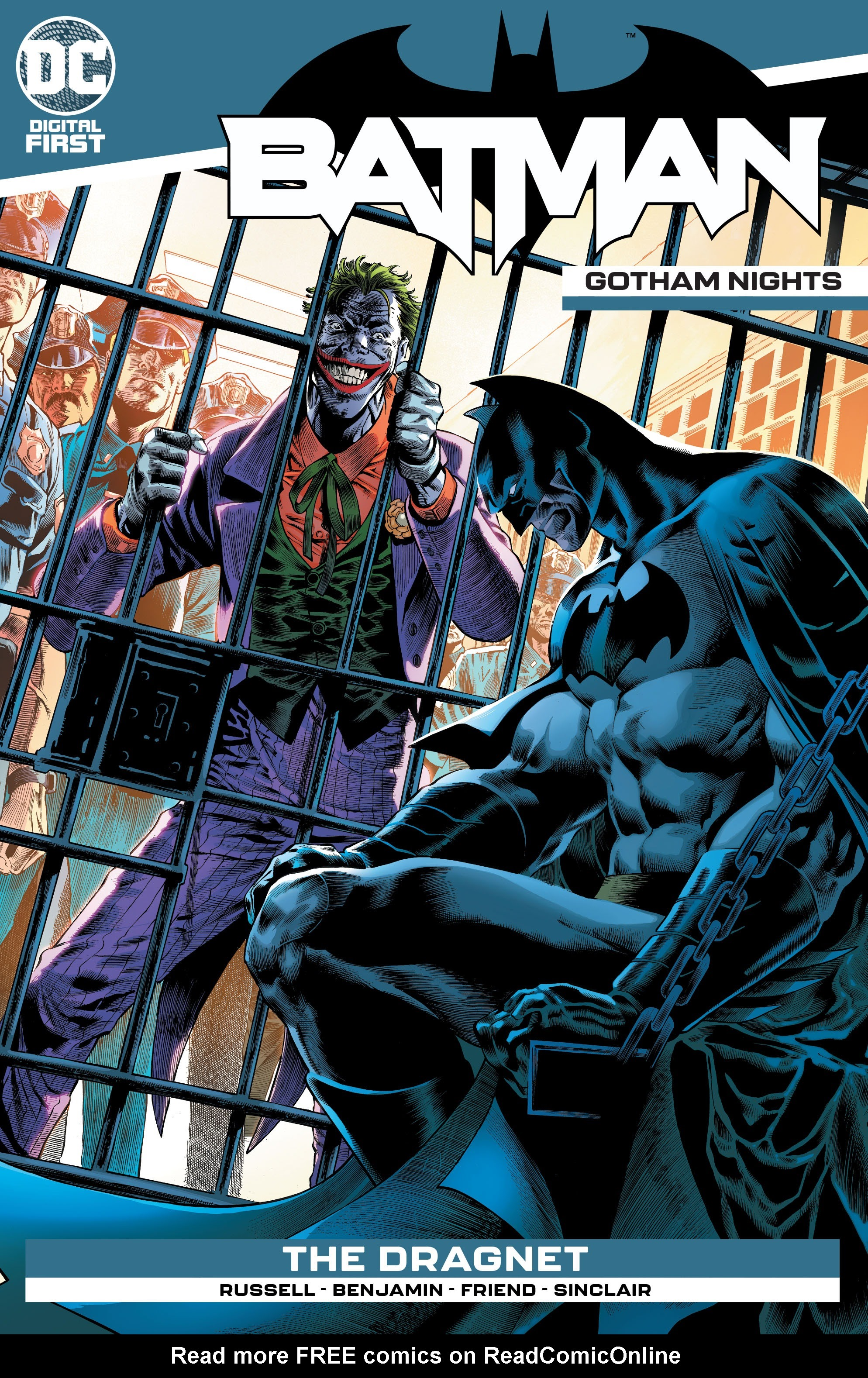 Batman: Gotham Nights (2020) issue 4 - Page 1