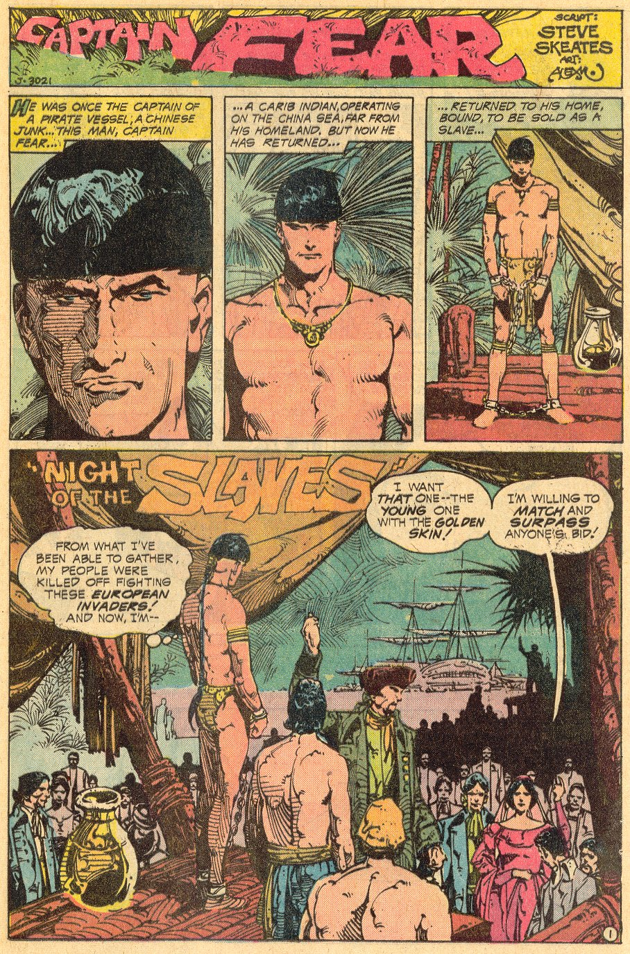 Read online Adventure Comics (1938) comic -  Issue #432 - 16