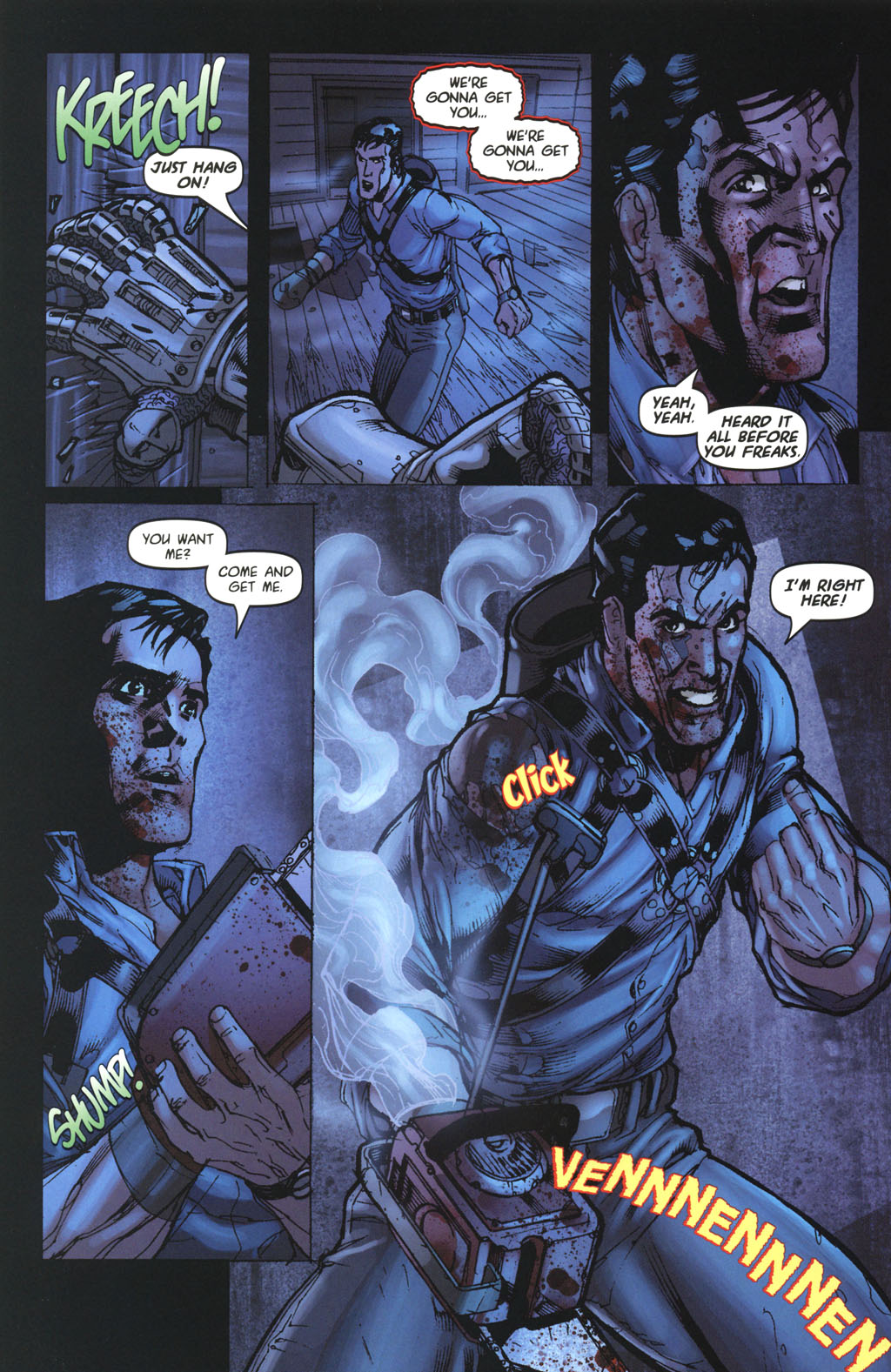 Army of Darkness (2006) Issue #6 #2 - English 20