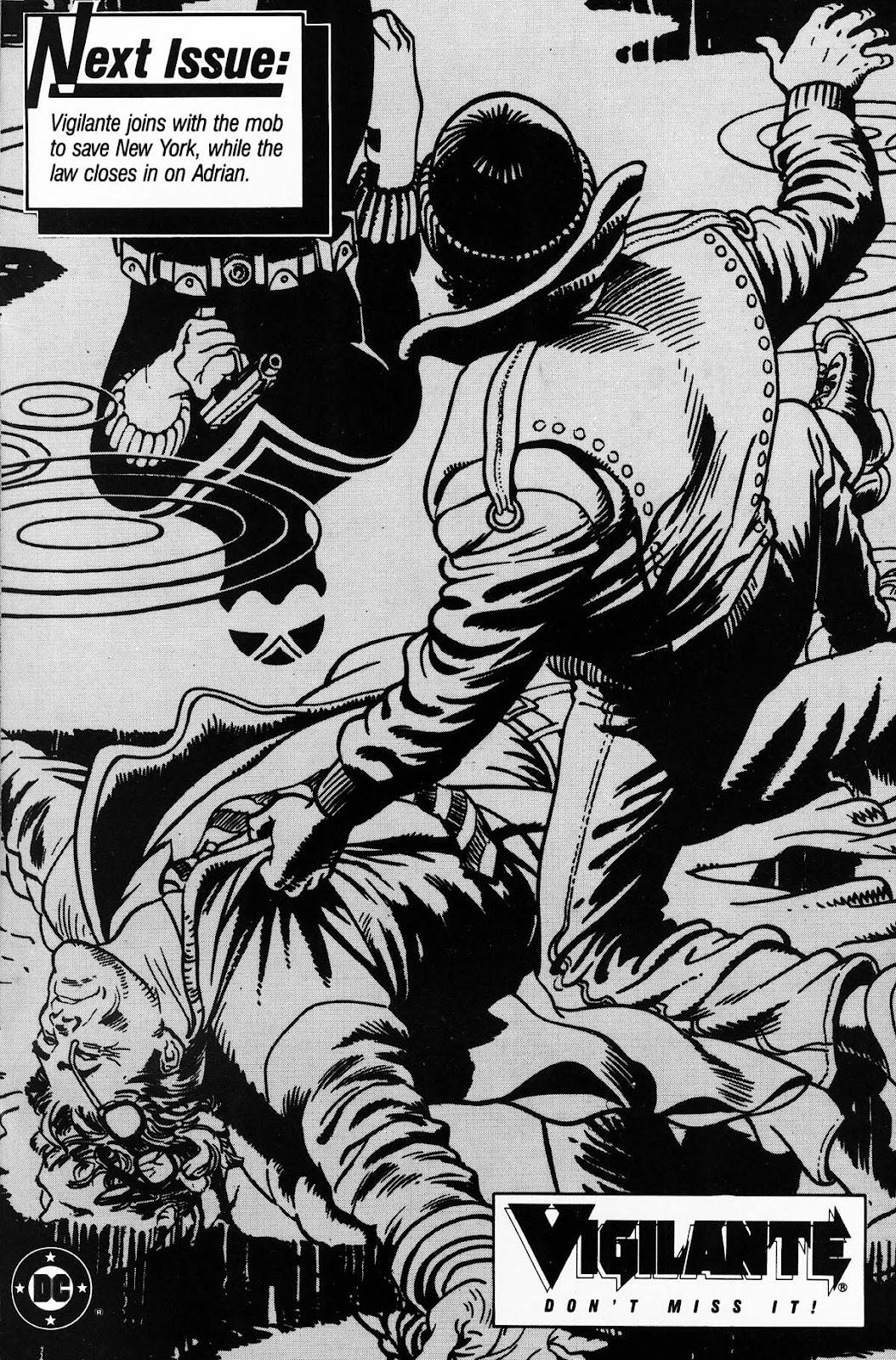 Vigilante (1983) issue 30 - Page 33