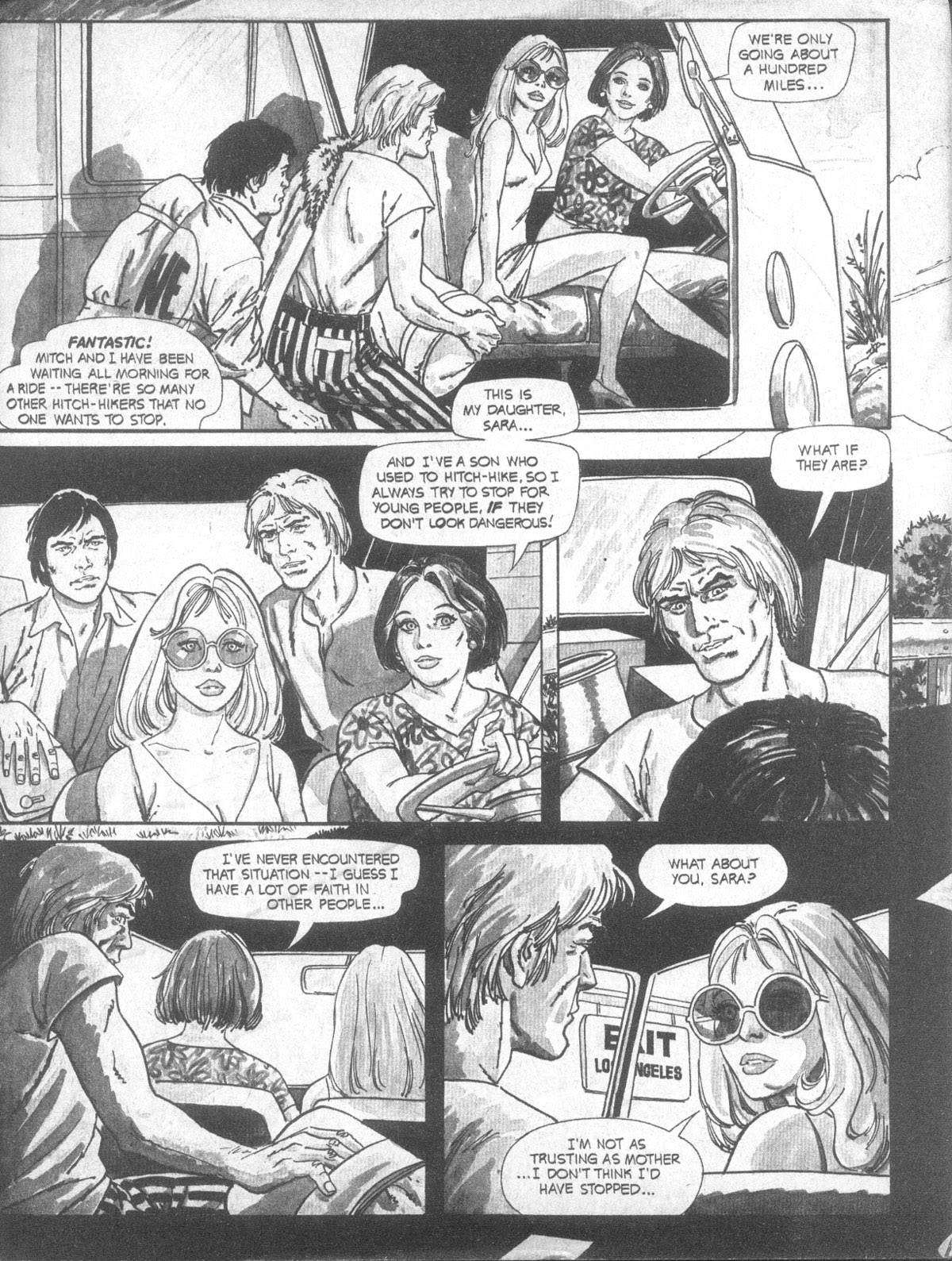 Psycho issue Annual - Page 6