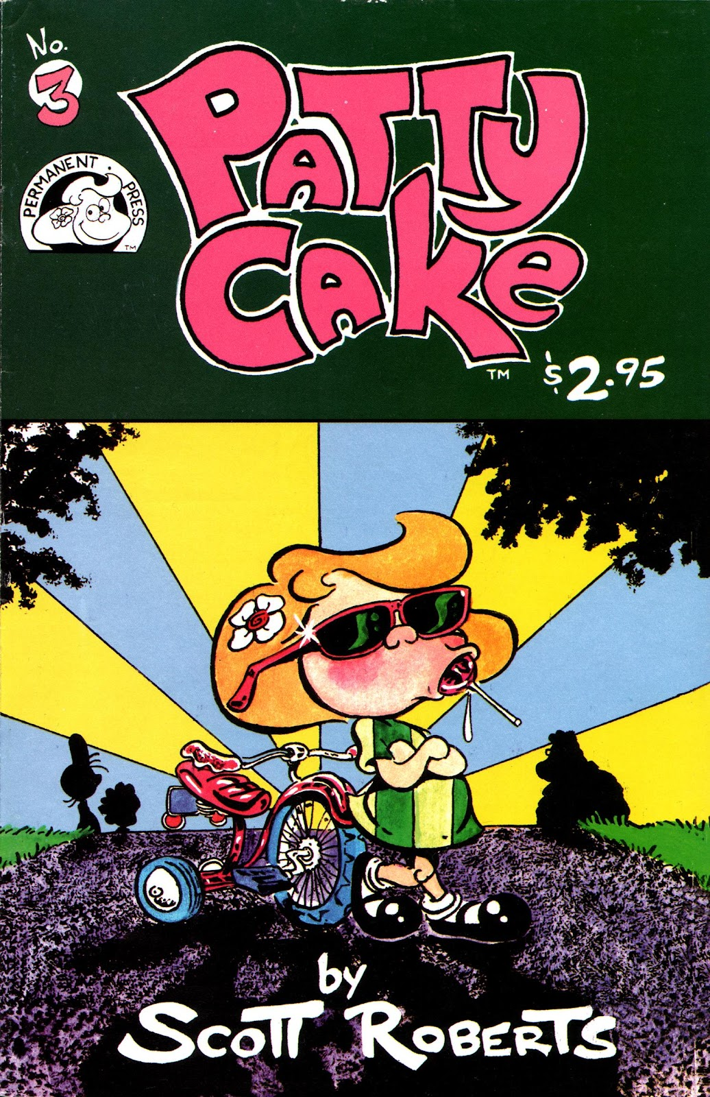 Read online Patty Cake comic -  Issue #3 - 1