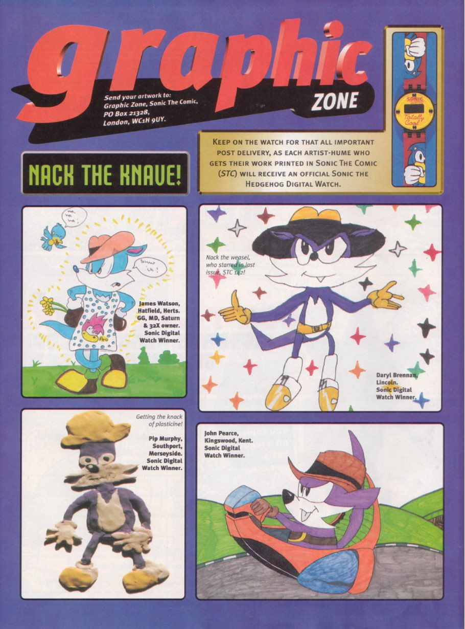 Read online Sonic the Comic comic -  Issue #143 - 14