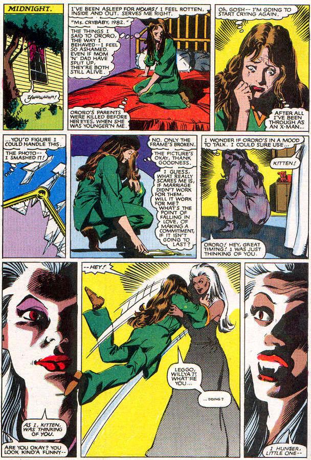 Read online Uncanny X-Men (1963) comic -  Issue # _Annual 6 - 7