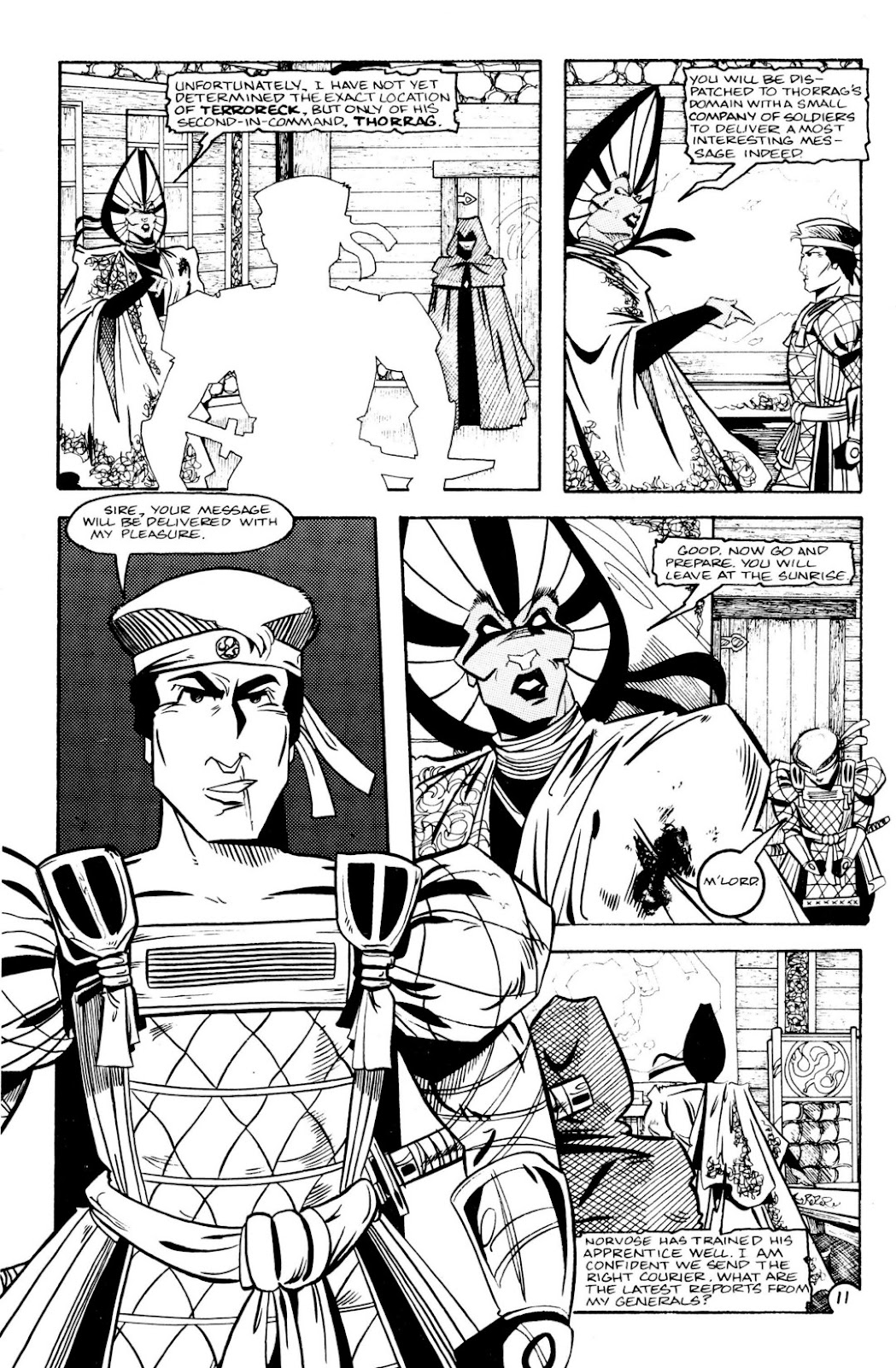 The Realm (1986) issue 8 - Page 13