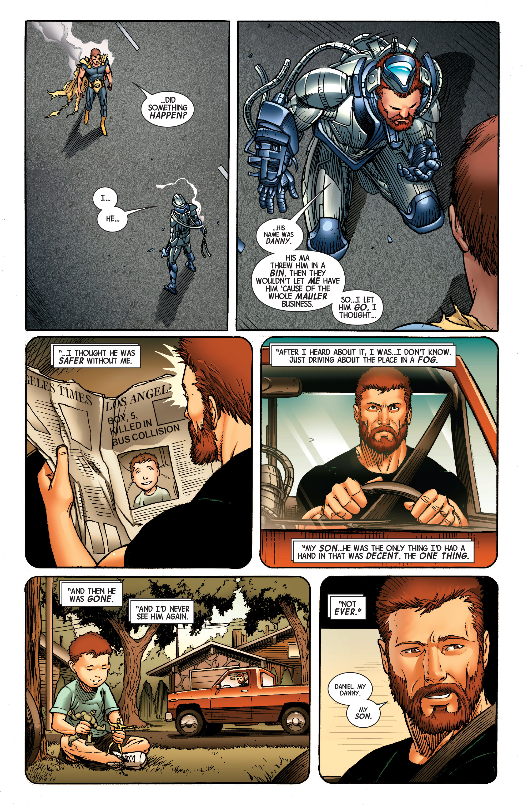 Read online Avengers (2013) comic -  Issue #34.1 - 28