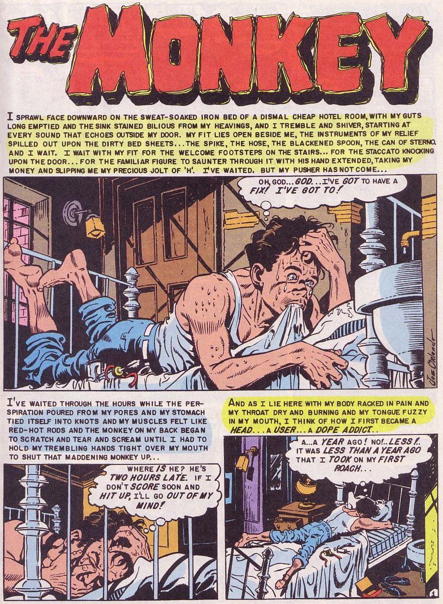 Read online Shock SuspenStories comic -  Issue #12 - 10