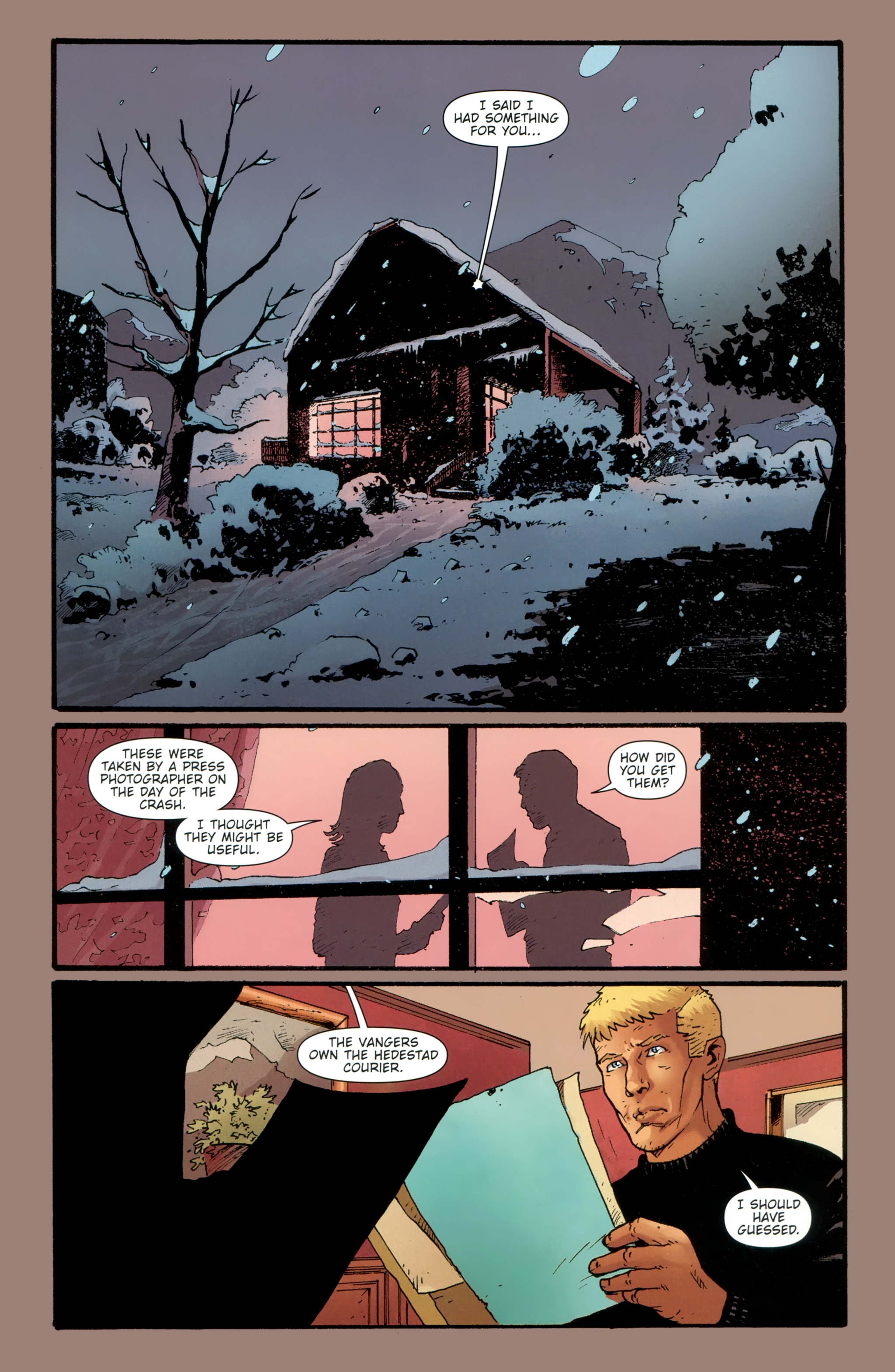 Read online The Girl With the Dragon Tattoo comic -  Issue # TPB 1 - 103
