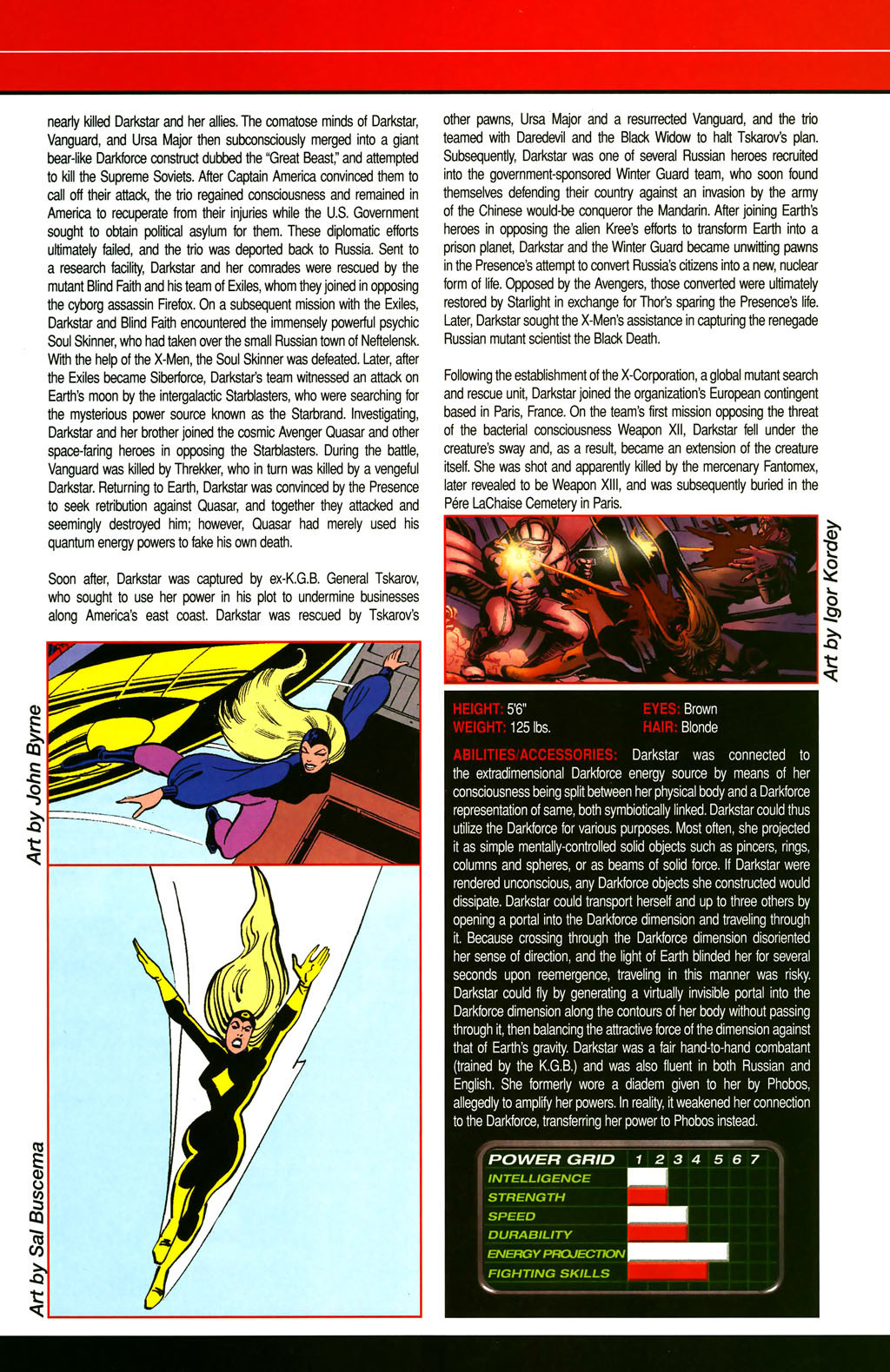 Read online All-New Official Handbook of the Marvel Universe A to Z comic -  Issue #3 - 21