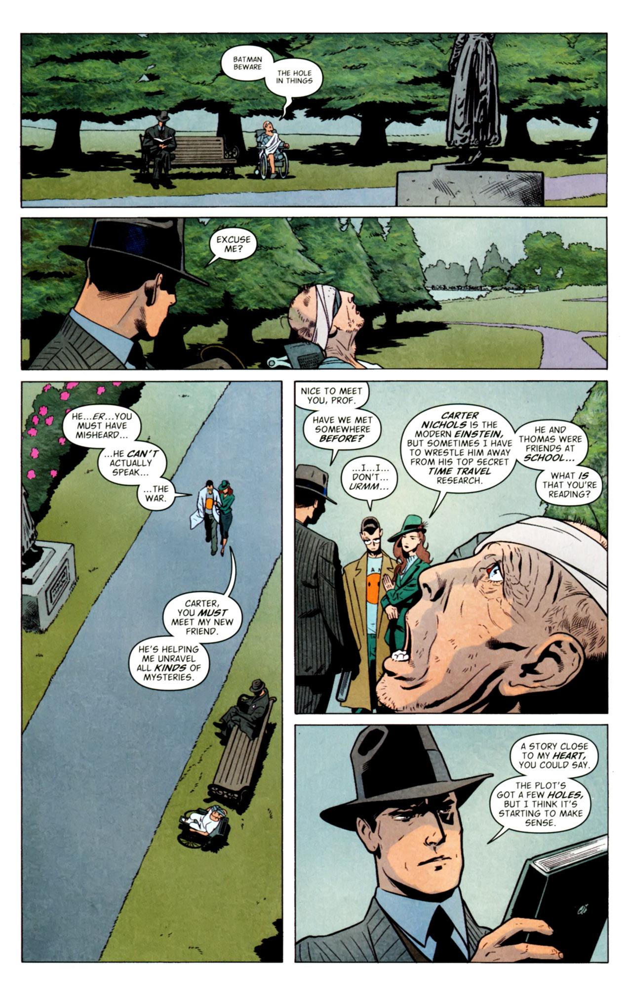 Batman The Return of Bruce Wayne Issue 5   Viewcomic reading