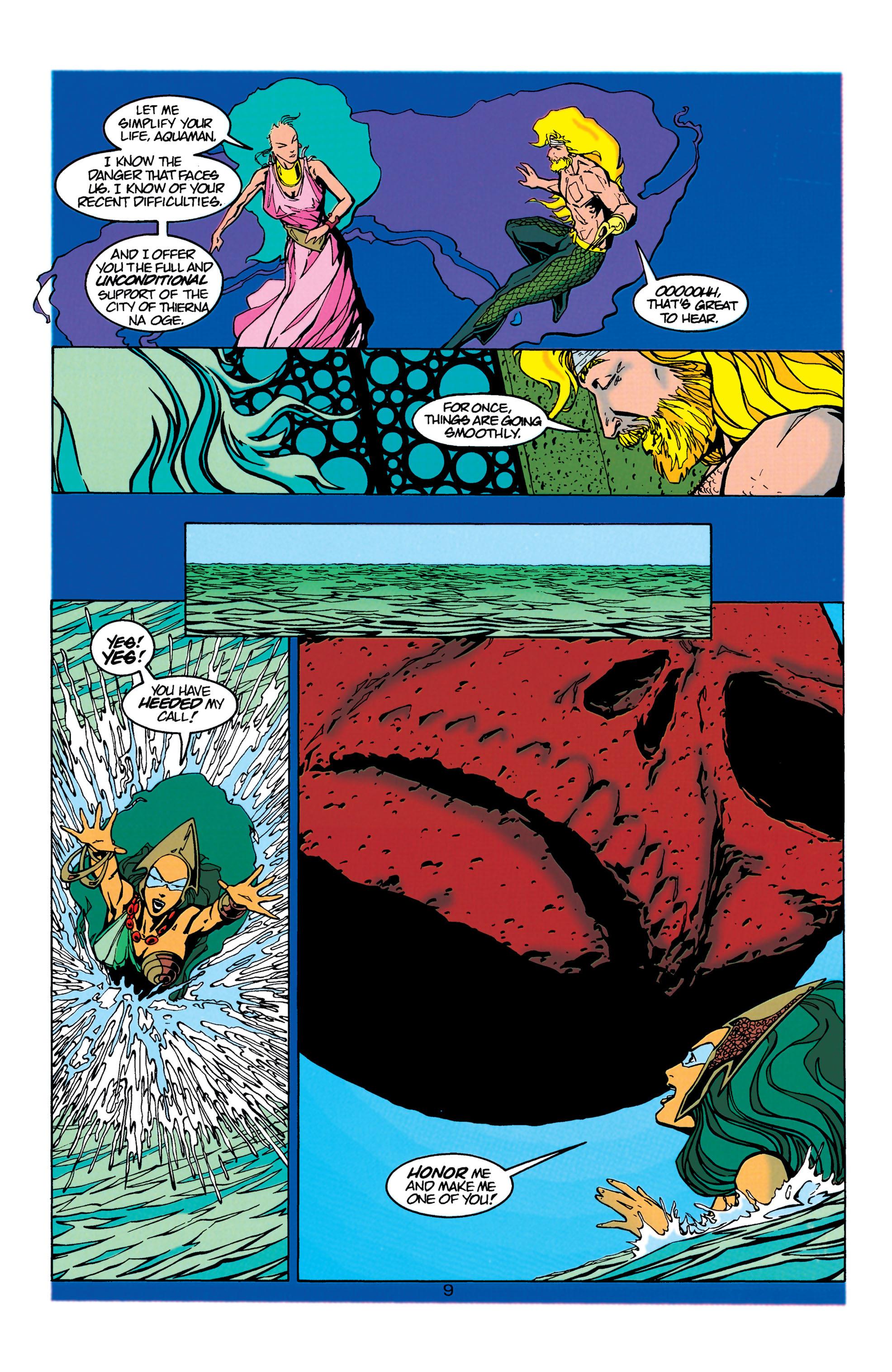 Read online Aquaman (1994) comic -  Issue #21 - 10