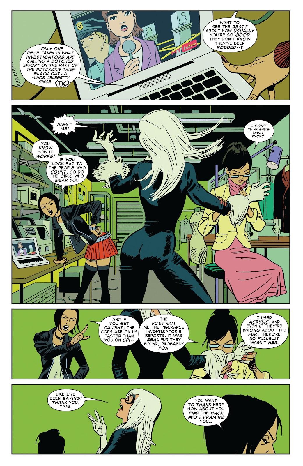 Amazing Spider-Man Presents: Black Cat Issue #1 #1 - English 11