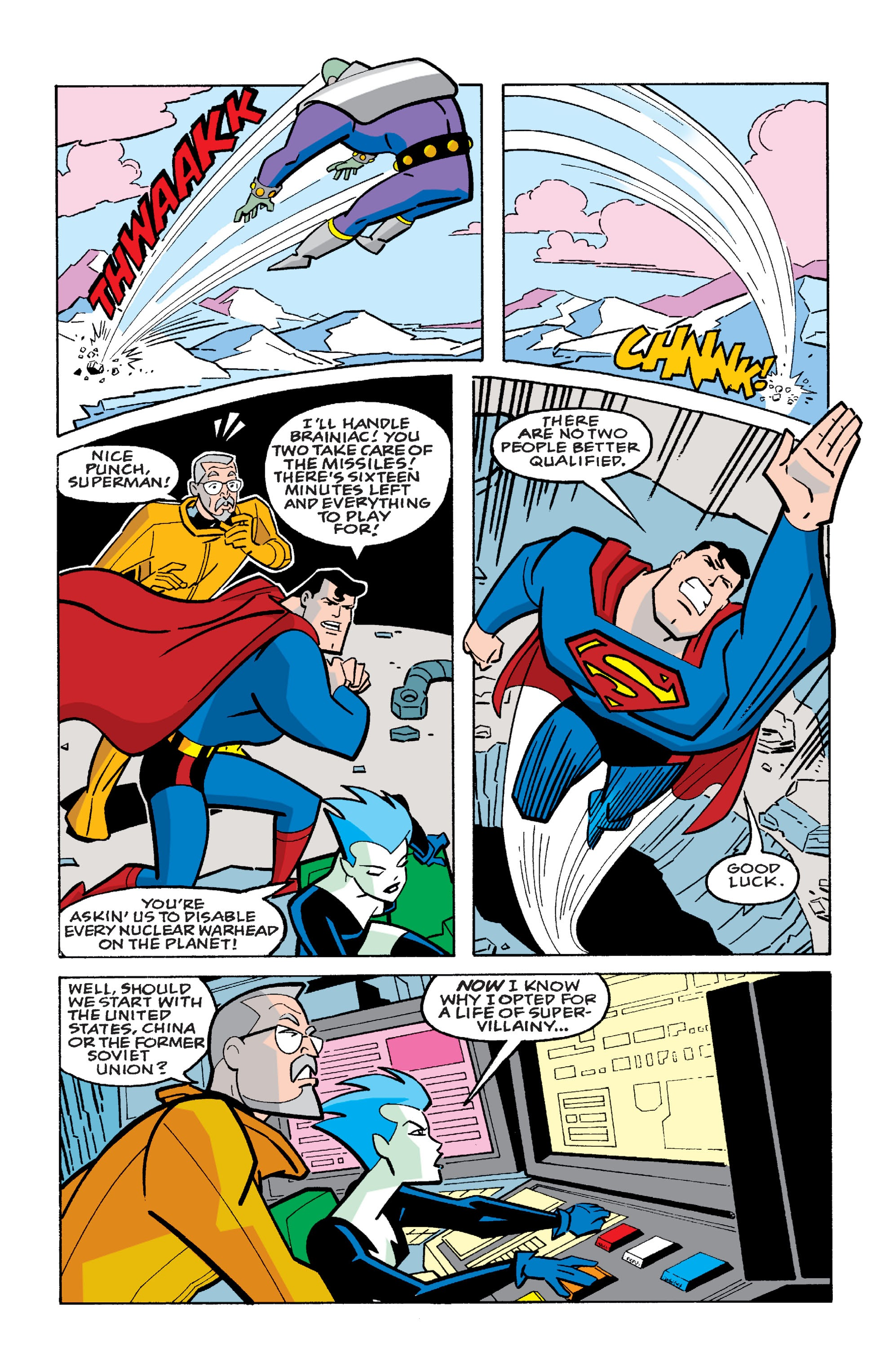 Superman Adventures #_2017_Edition_TPB_3_(Part_2) #81 - English 86