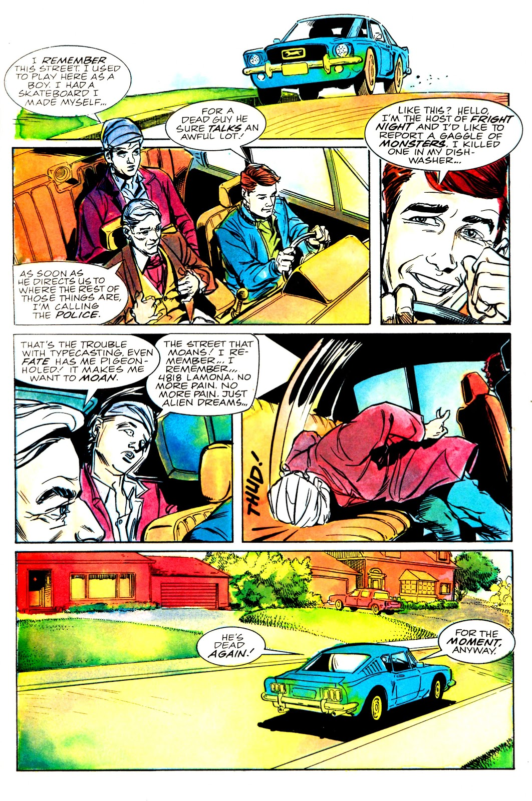 Fright Night issue 3 - Page 18