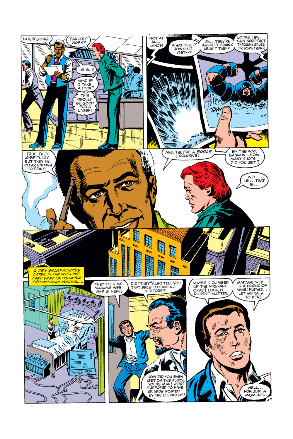 The Amazing Spider-Man (1963) 230 Page 20
