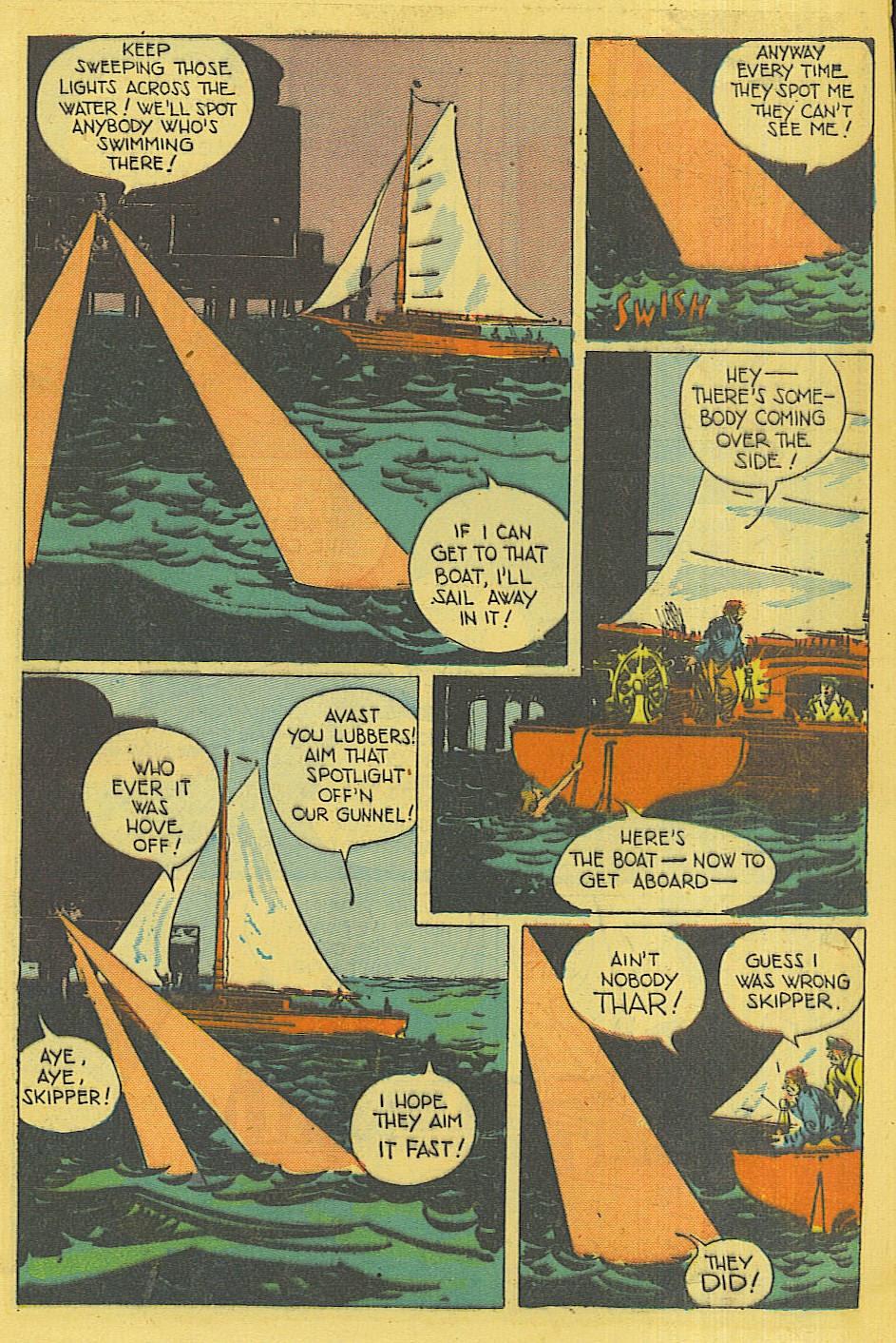 Read online Super-Magician Comics comic -  Issue #42 - 10