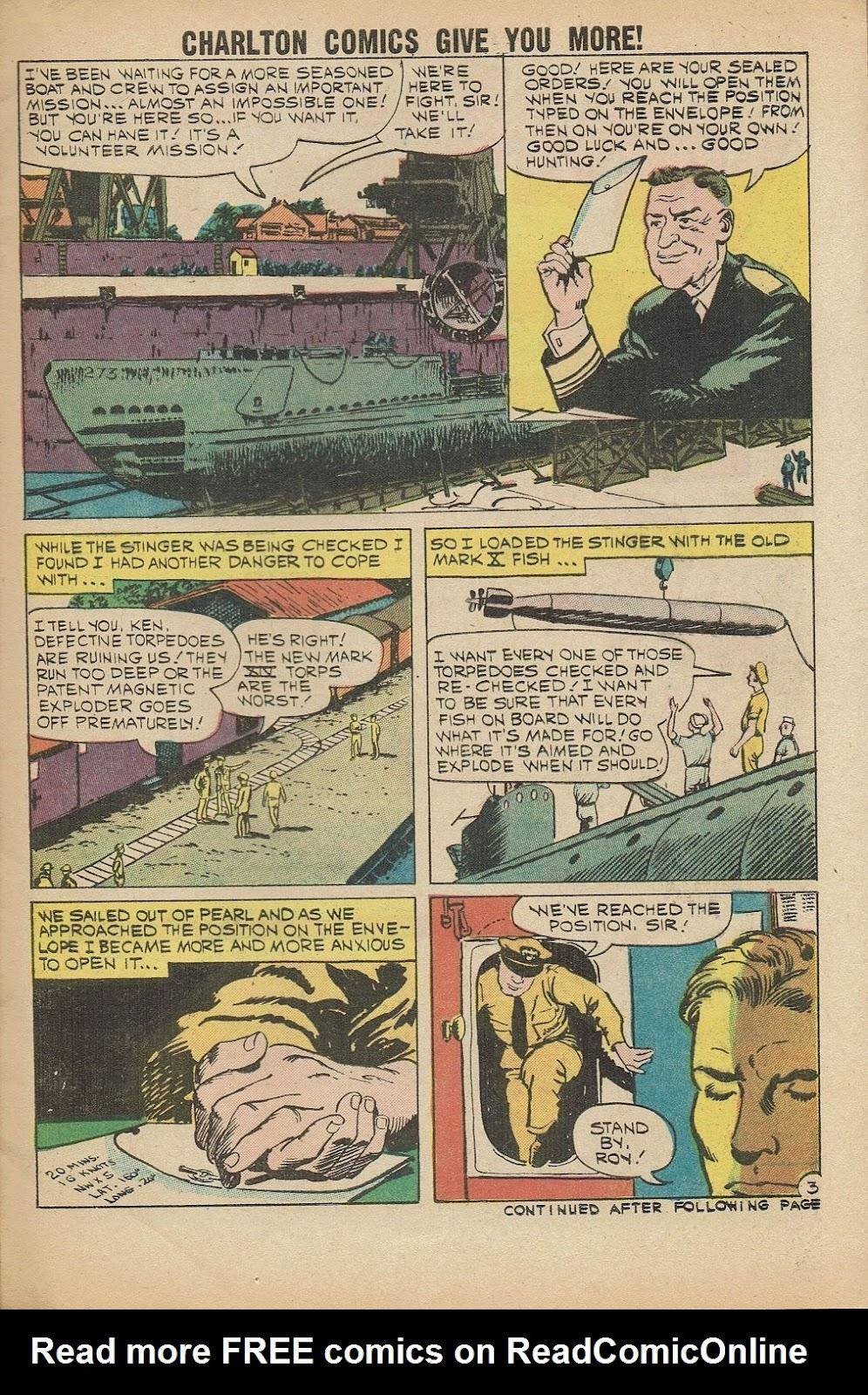 Read online Fightin' Navy comic -  Issue #91 - 5