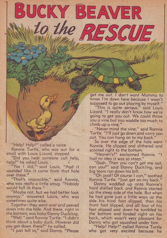 Read online Animal Comics comic -  Issue #21 - 50