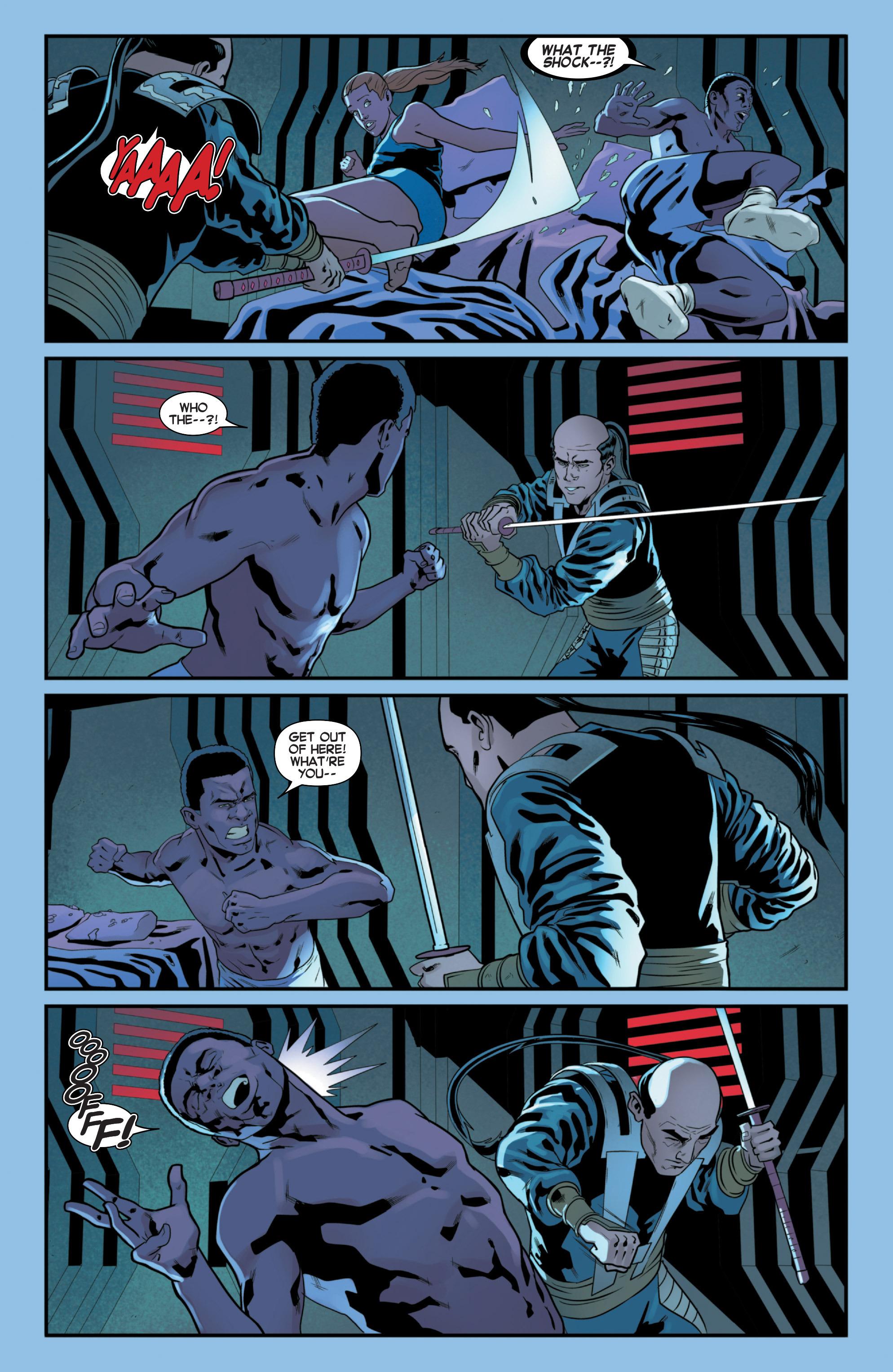 Read online Secret Wars 2099 comic -  Issue #2 - 4
