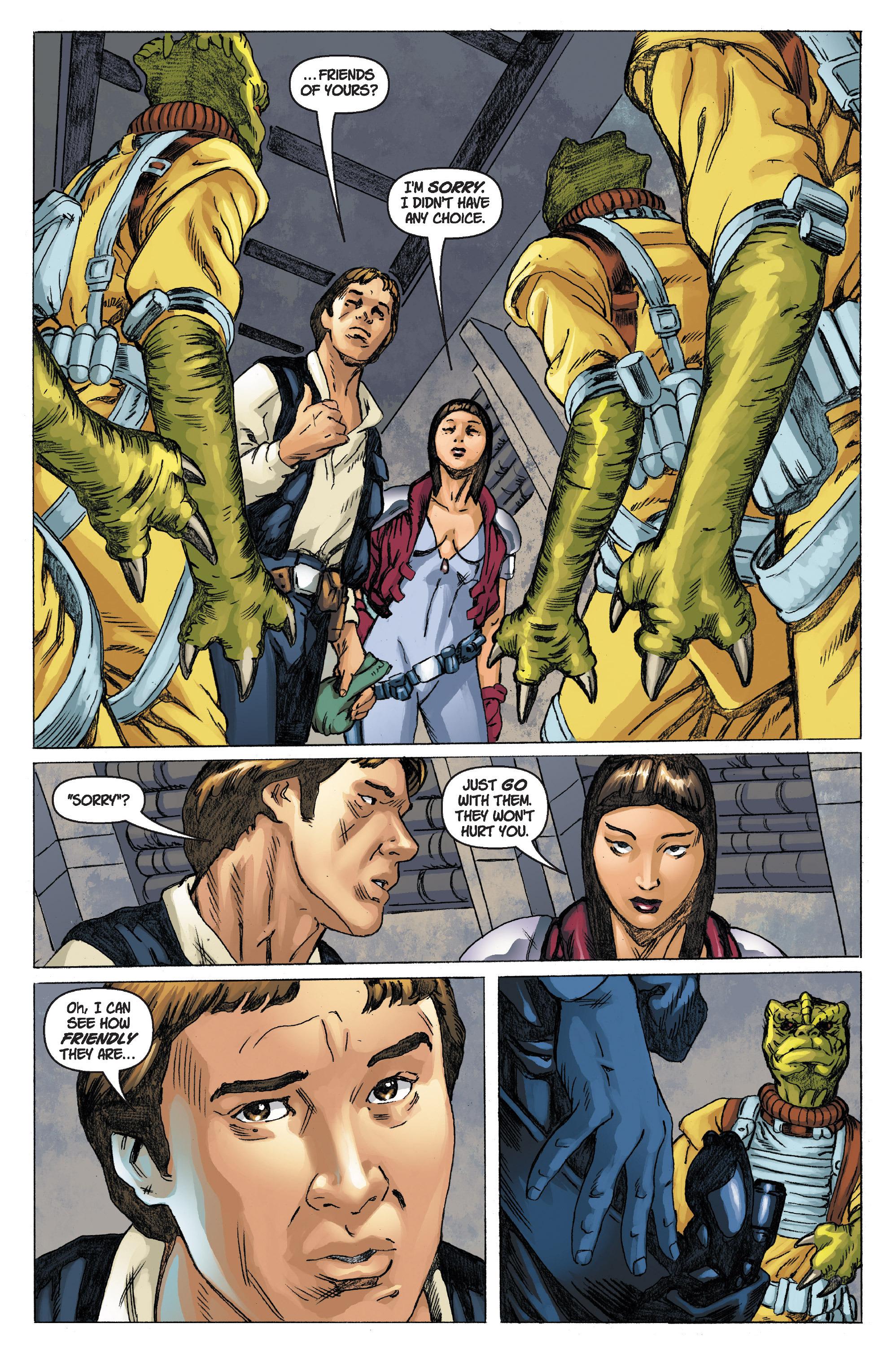 Read online Star Wars Omnibus comic -  Issue # Vol. 17 - 347