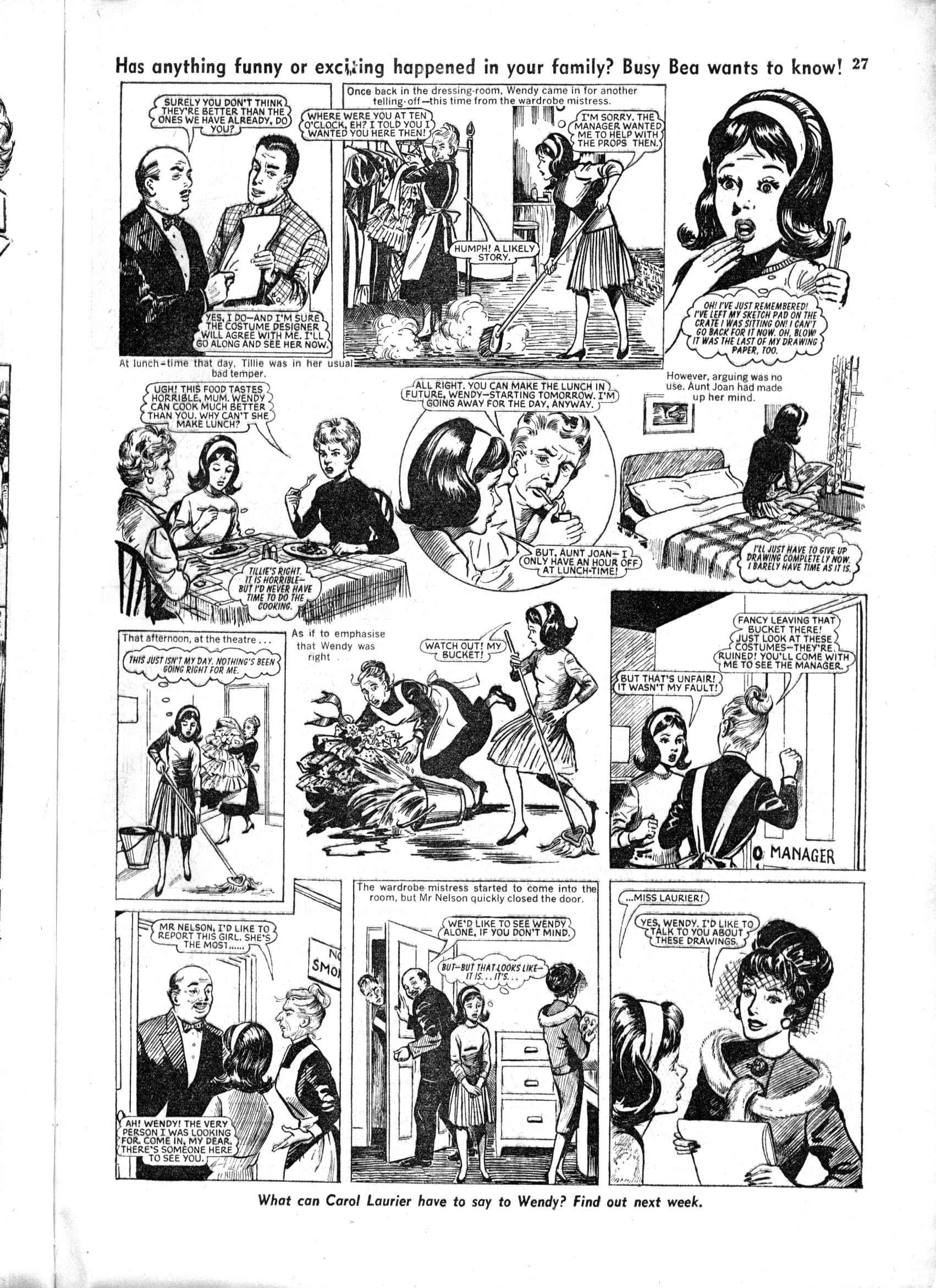 Read online Judy comic -  Issue #166 - 27