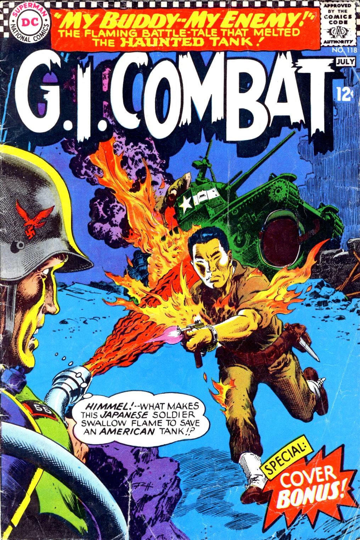 G.I. Combat (1952) 118 Page 1