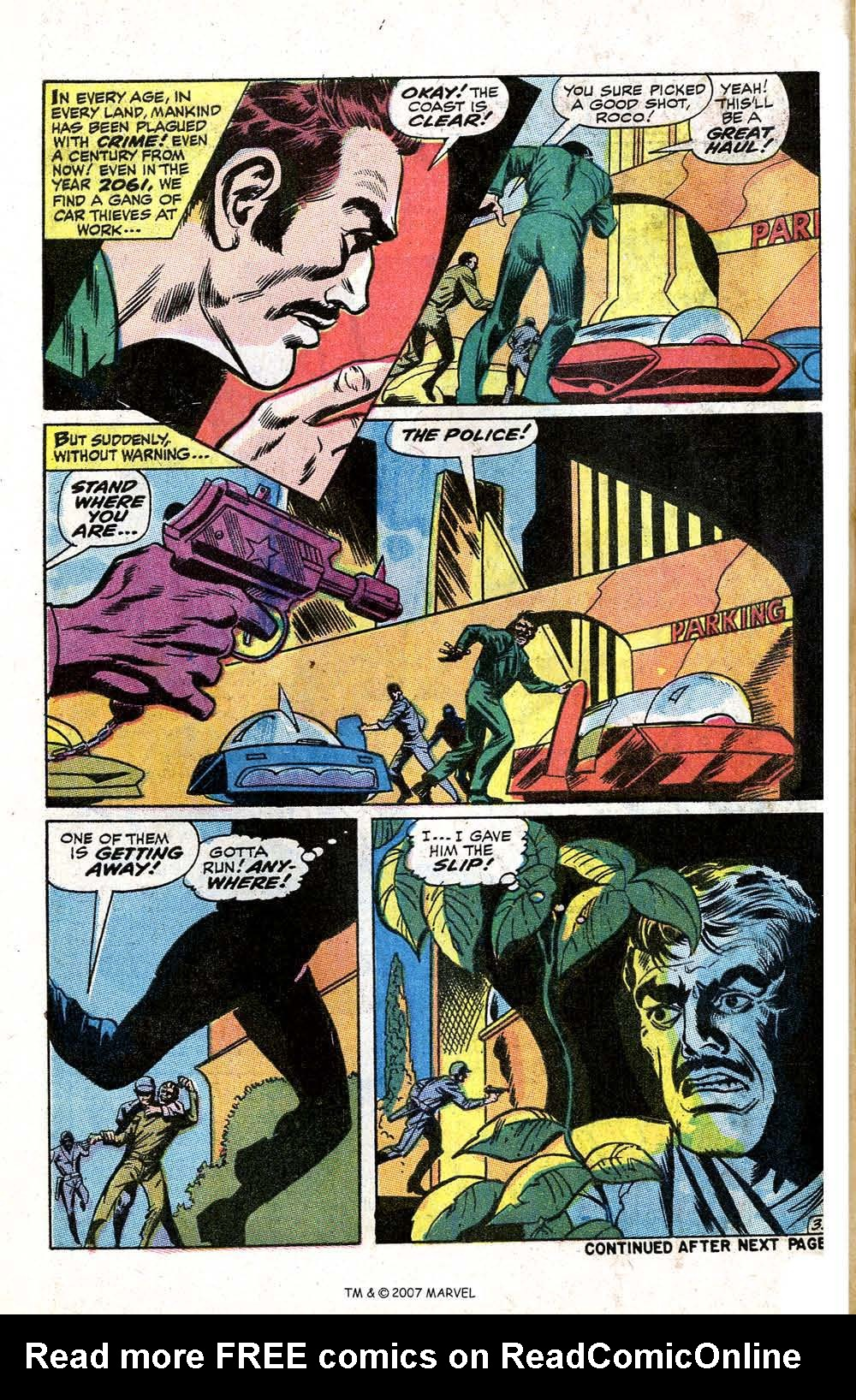 Read online Silver Surfer (1968) comic -  Issue #5 - 52