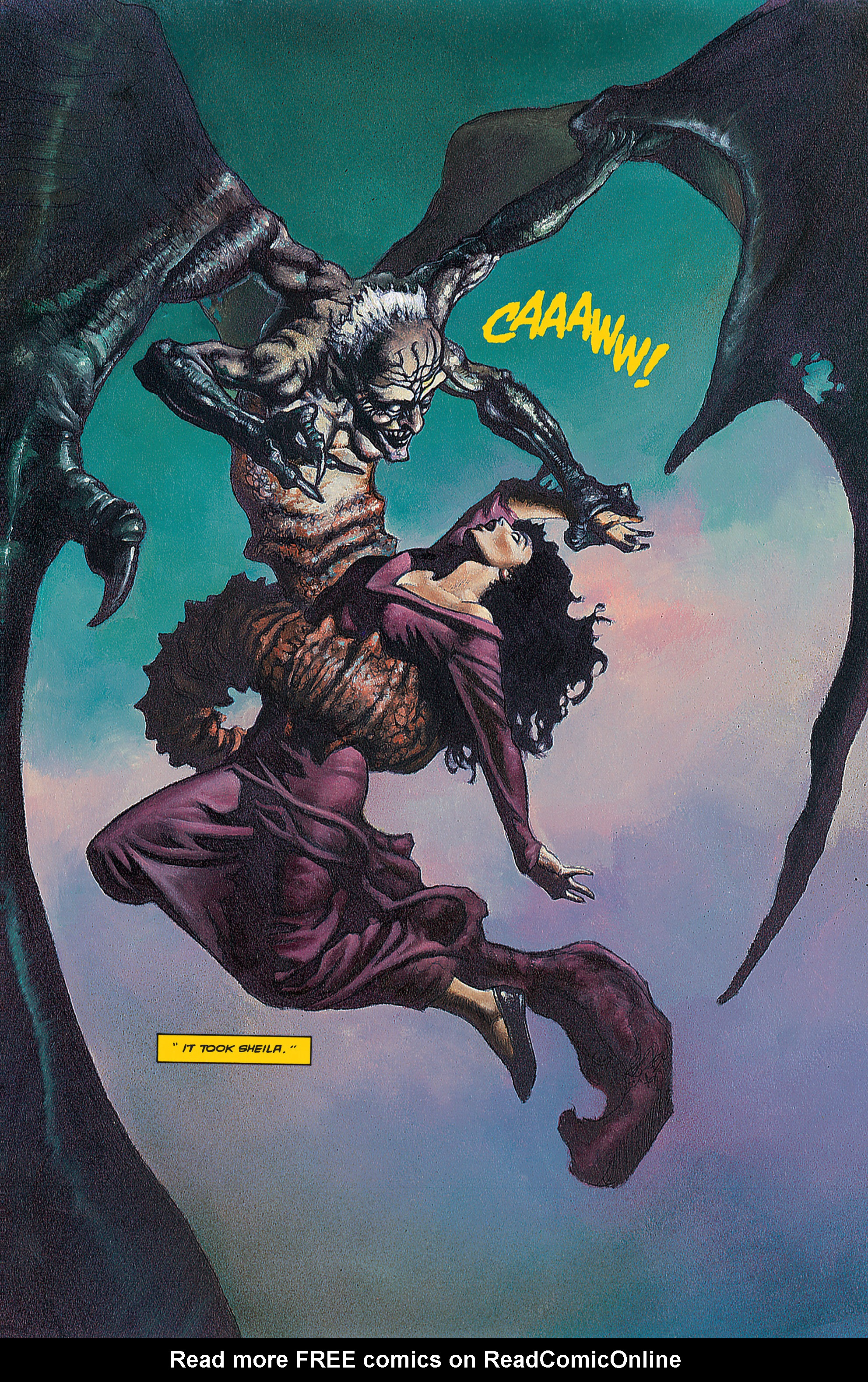 Read online Army of Darkness (1992) comic -  Issue #3 - 5