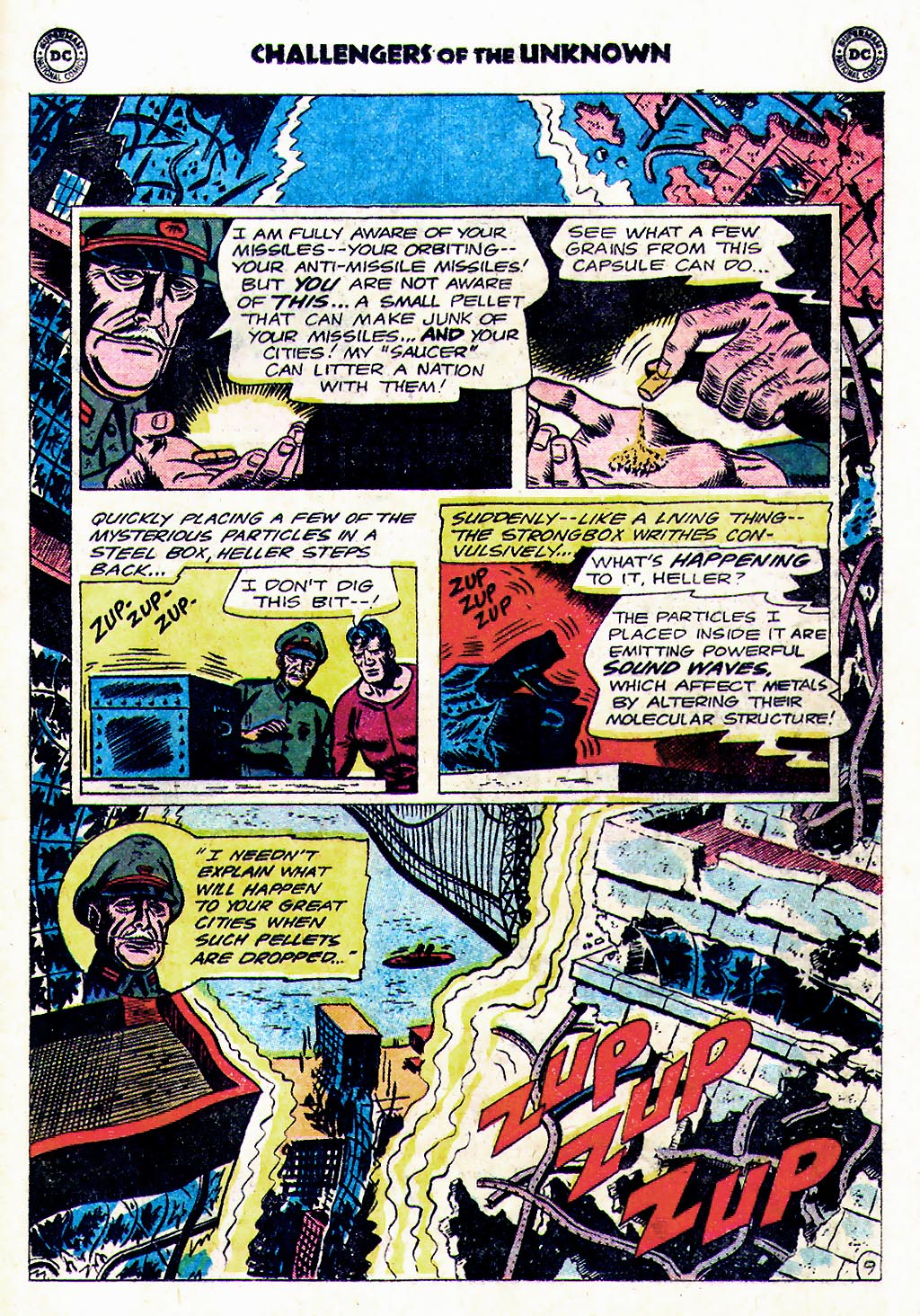 Challengers of the Unknown (1958) issue 38 - Page 29
