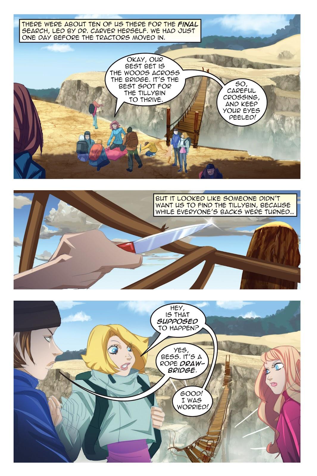 Read online Nancy Drew comic -  Issue #19 - 6