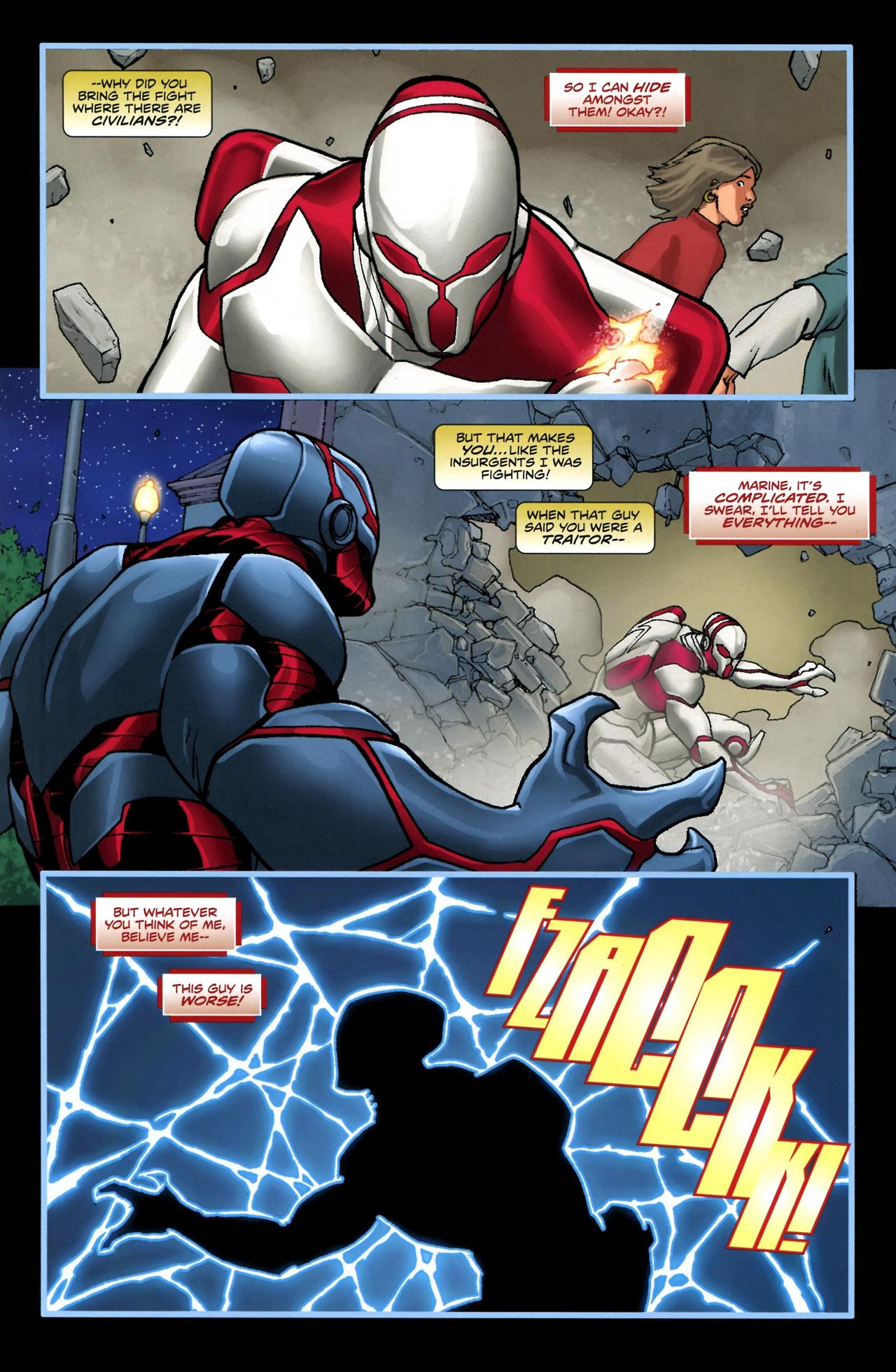Read online Soldier Zero comic -  Issue #4 - 13