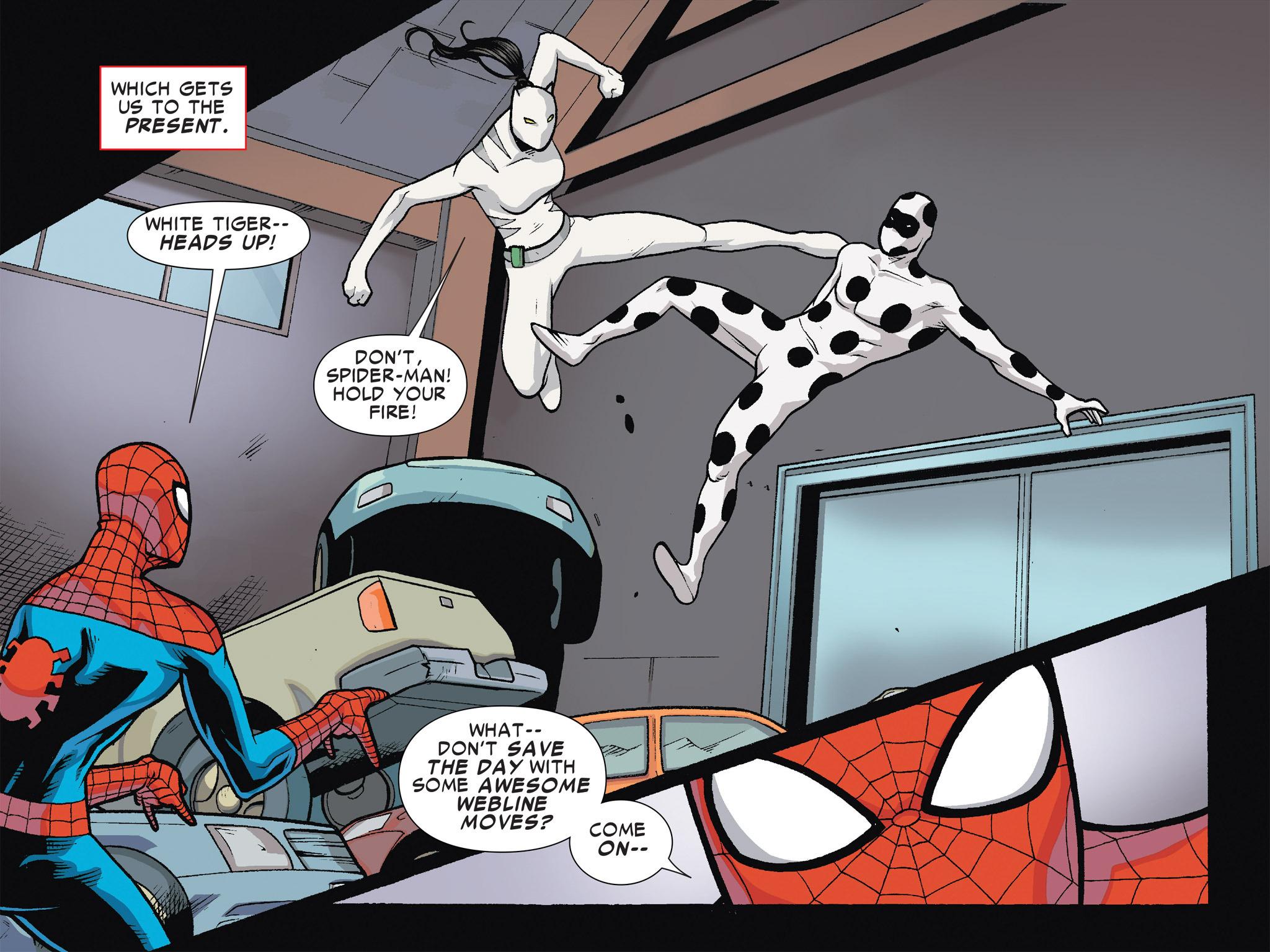 Read online Ultimate Spider-Man (Infinite Comics) (2016) comic -  Issue #6 - 23