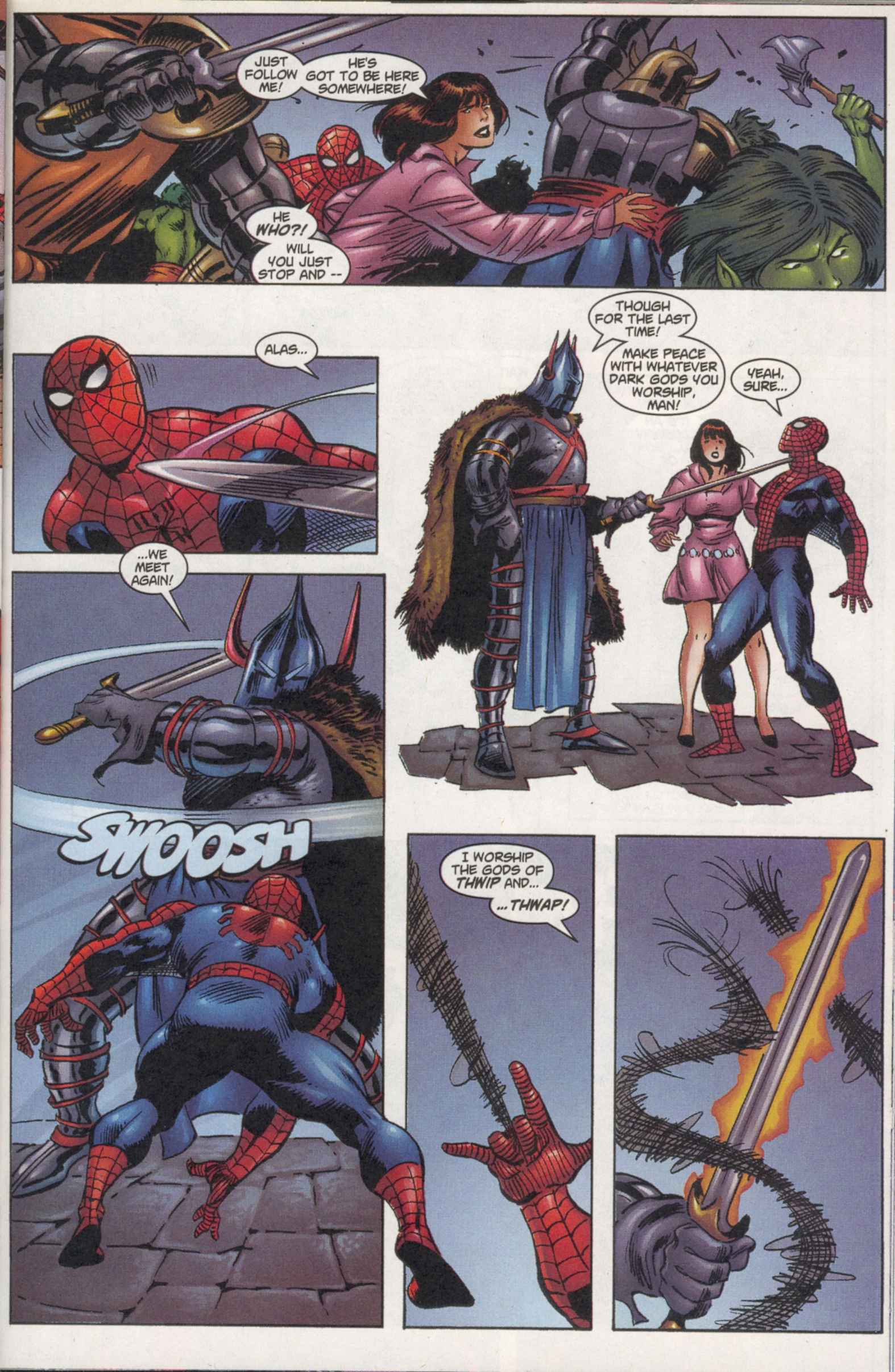 The Amazing Spider-Man (1999) _Annual_1 Page 21