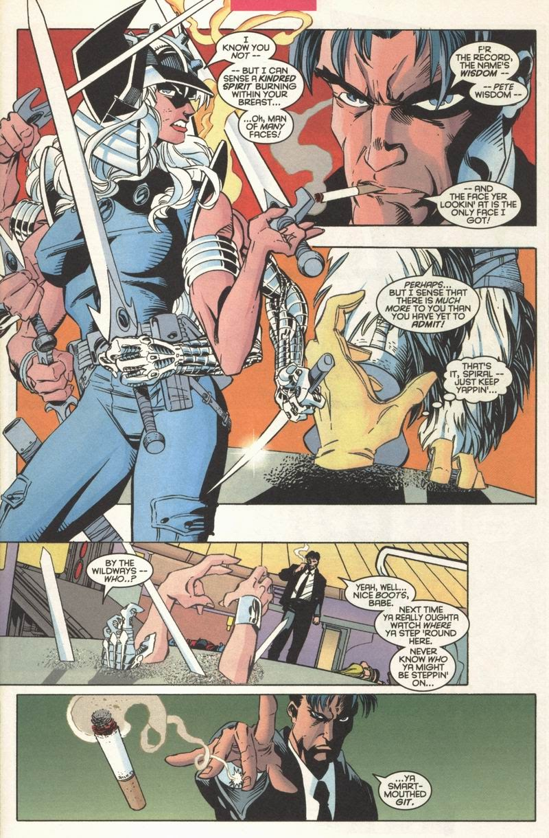 Excalibur (1988) issue 109 - Page 8