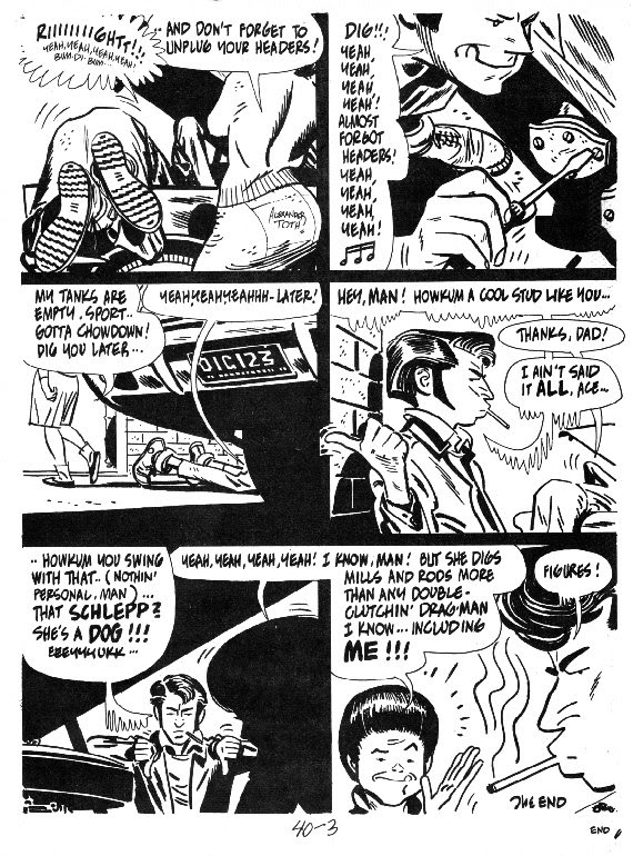 Drag Cartoons issue 6 - Page 43
