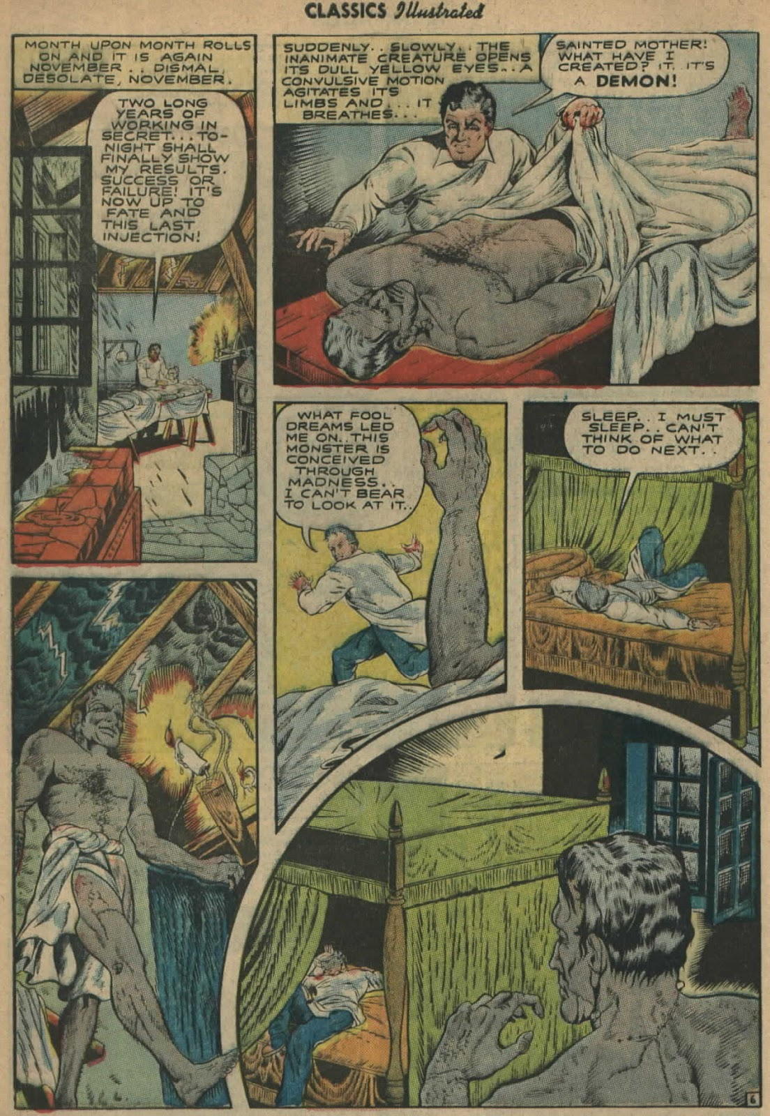 Classics Illustrated issue 26 - Page 8