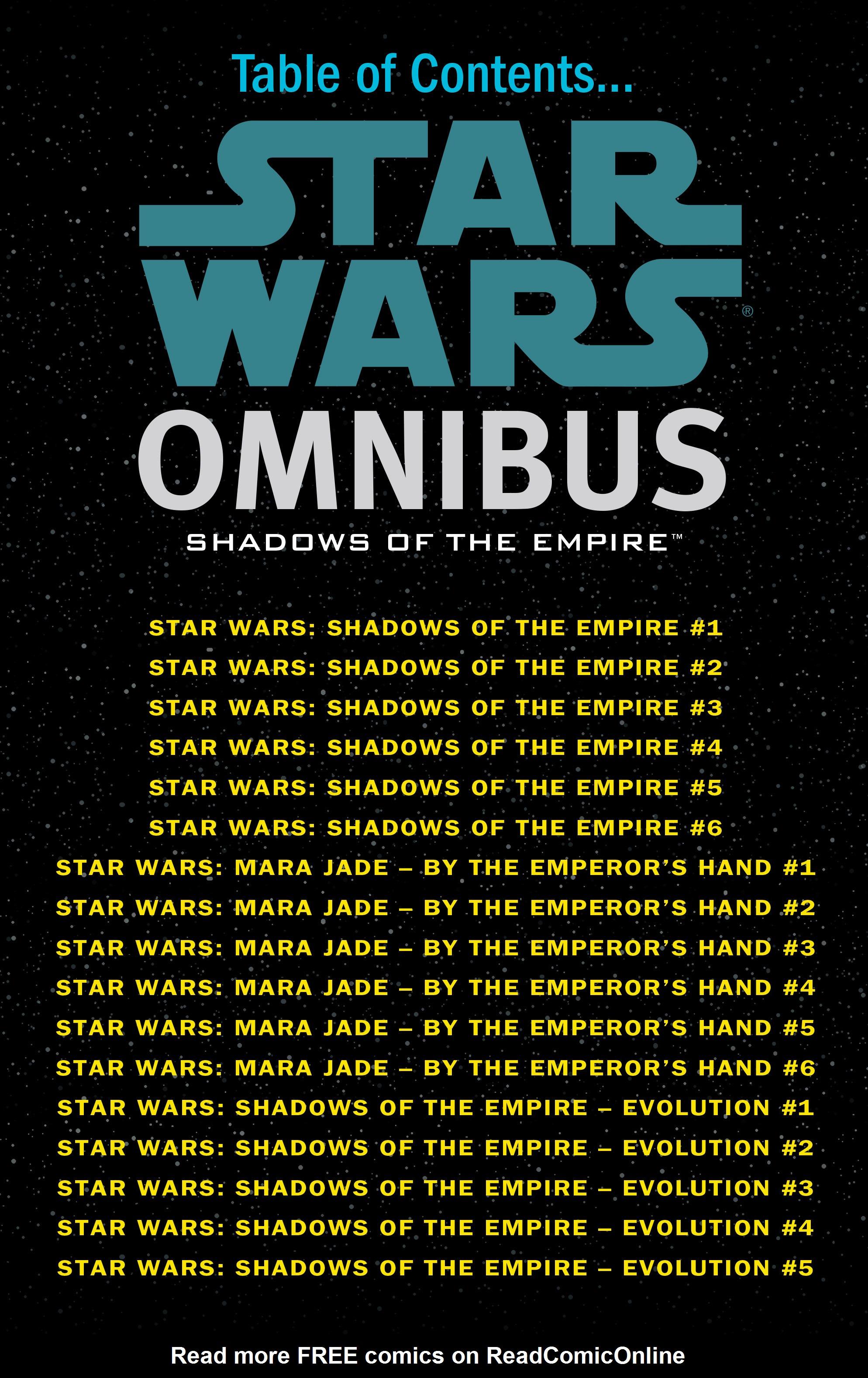 Read online Star Wars Omnibus comic -  Issue # Vol. 11 - 3