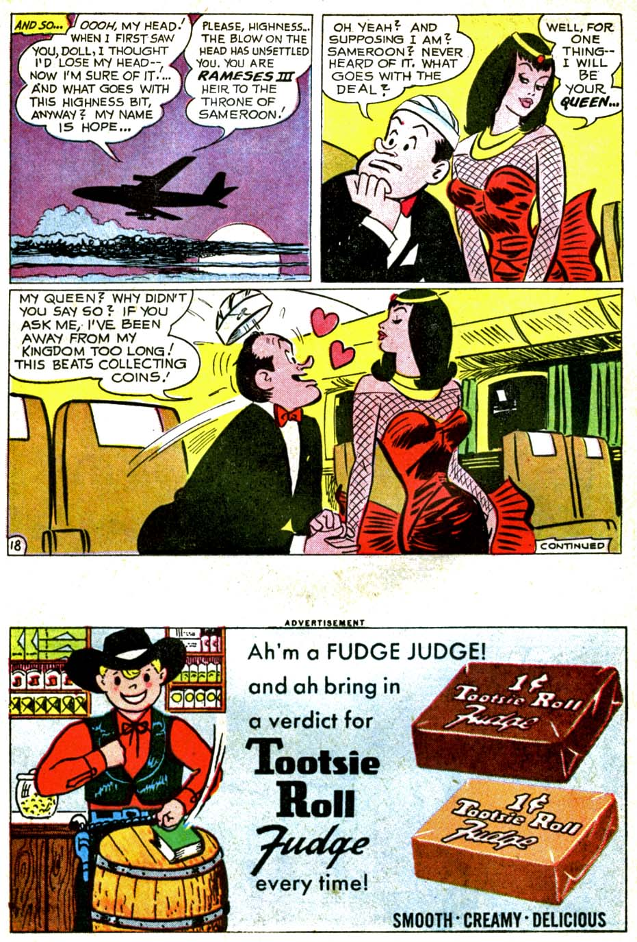 The Adventures of Bob Hope issue 71 - Page 22