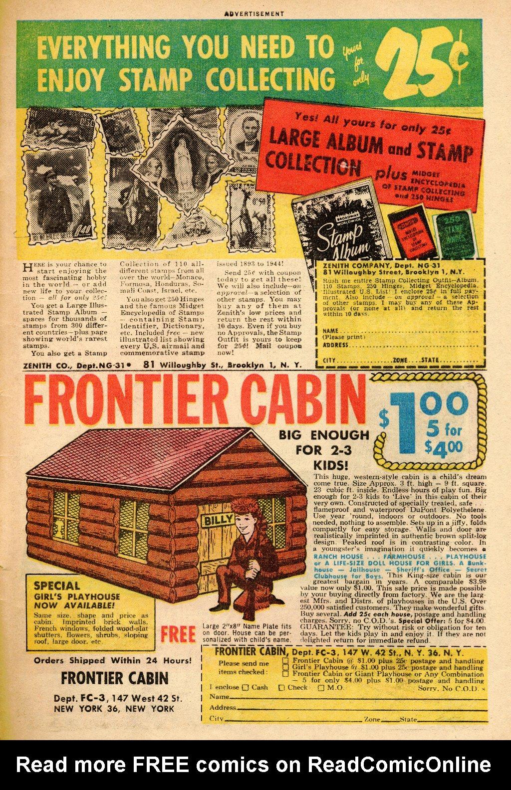 Read online Adventure Comics (1938) comic -  Issue #272 - 33